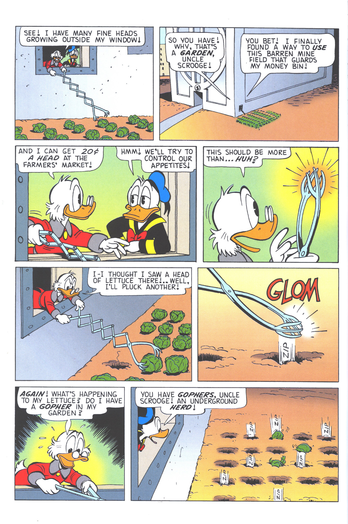 Read online Uncle Scrooge (1953) comic -  Issue #371 - 4