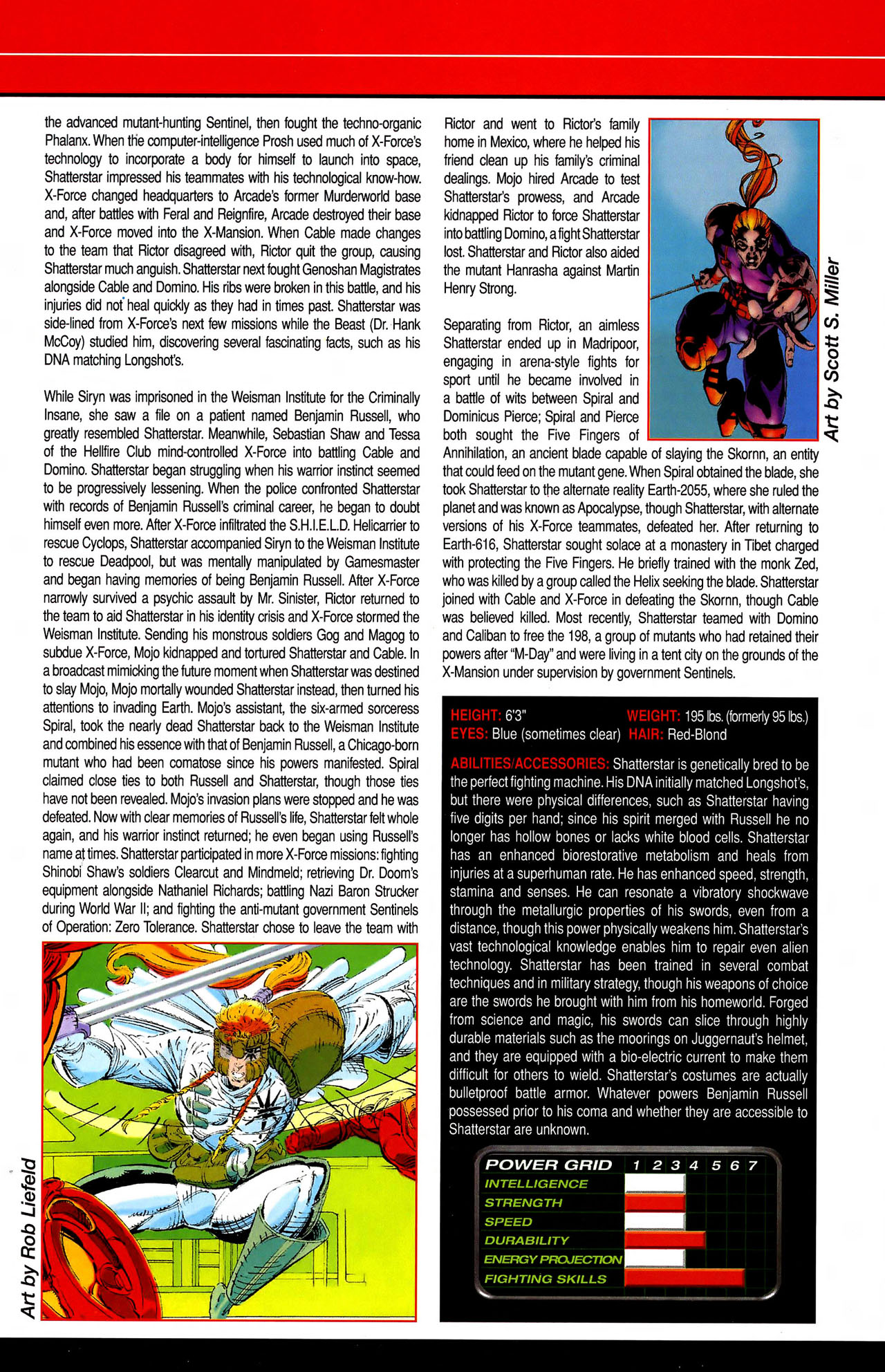 Read online All-New Official Handbook of the Marvel Universe A to Z comic -  Issue #10 - 7