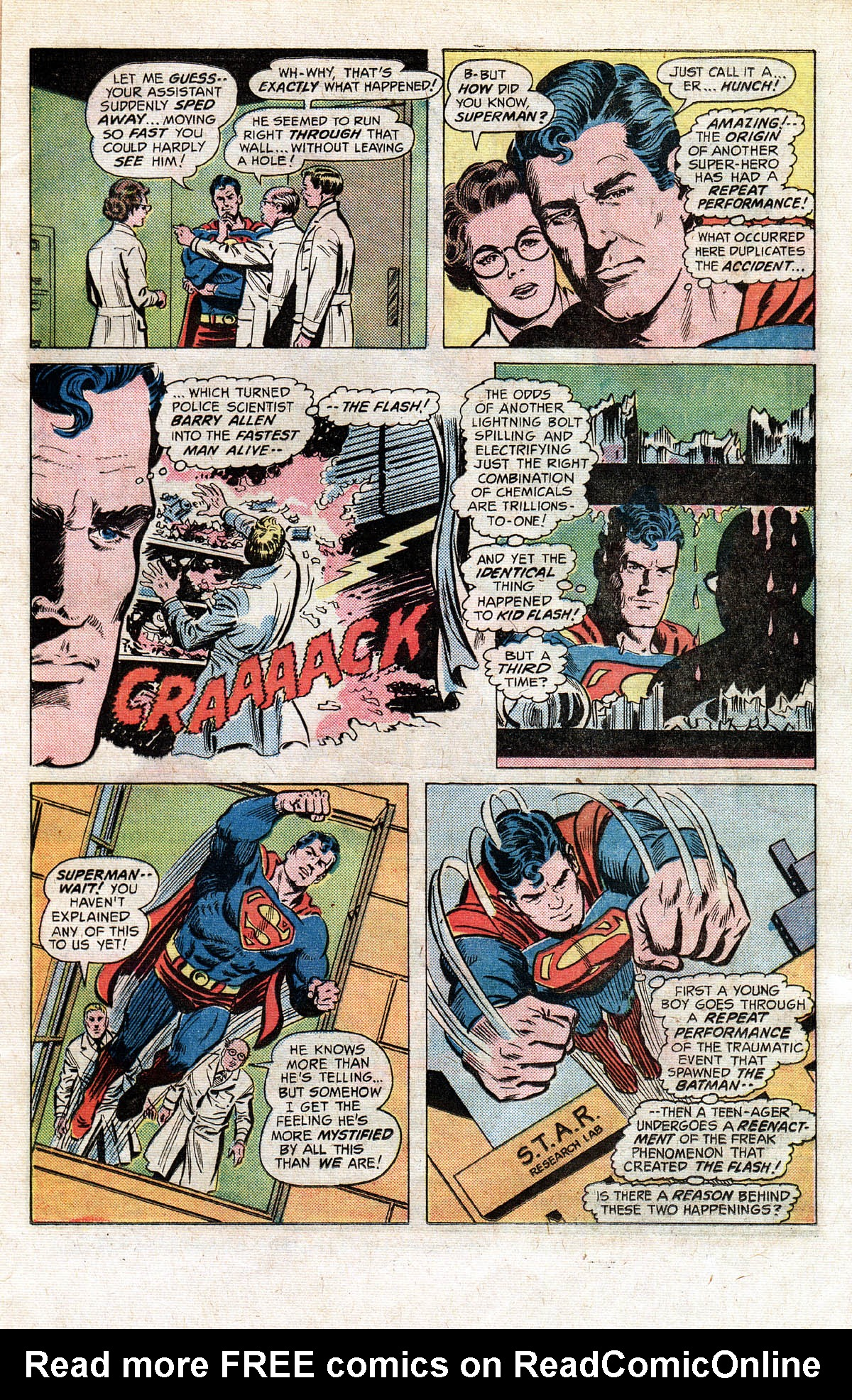 Read online Action Comics (1938) comic -  Issue #464 - 15