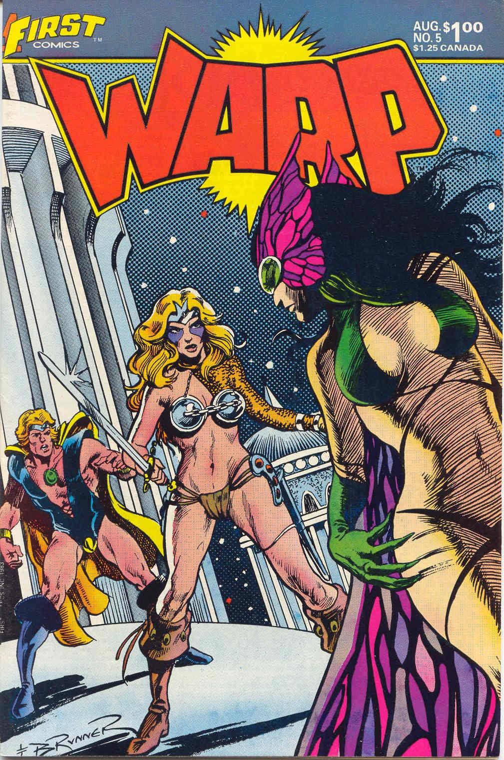 Warp 5 Page 1