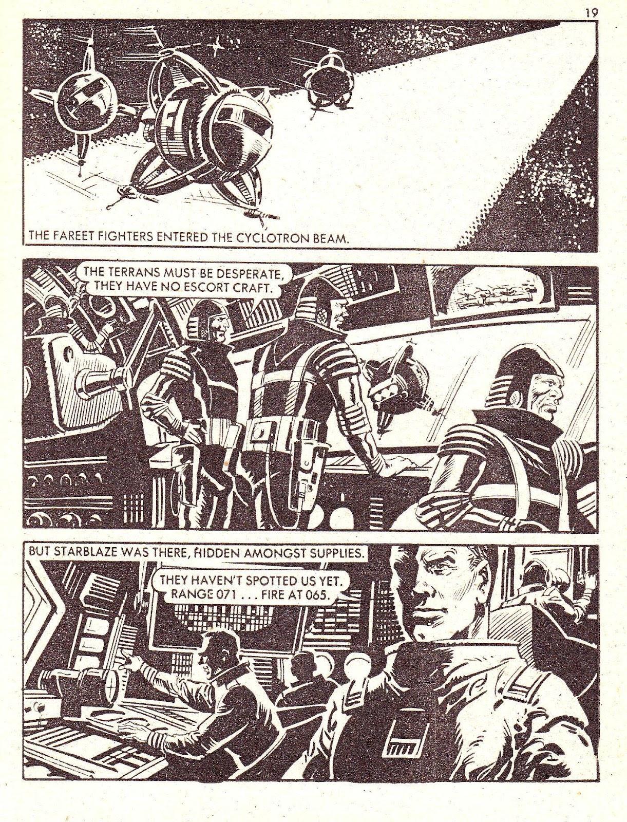 Starblazer issue 72 - Page 19