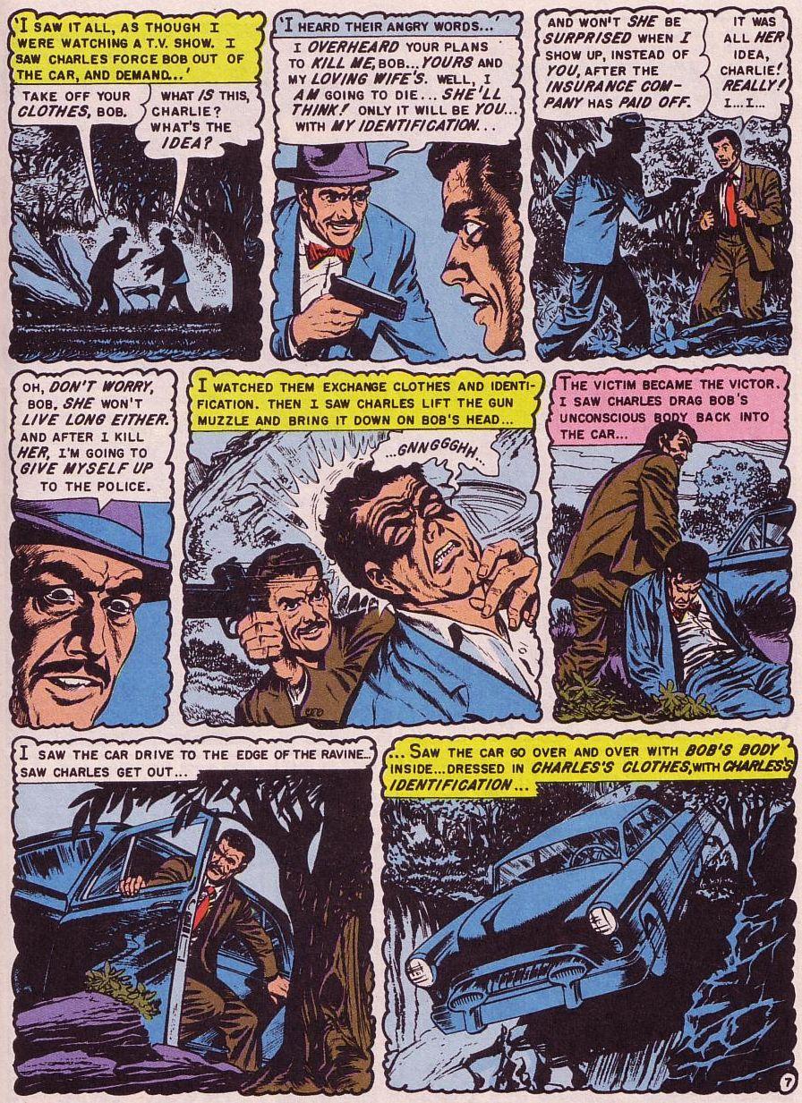 Read online Shock SuspenStories comic -  Issue #13 - 8