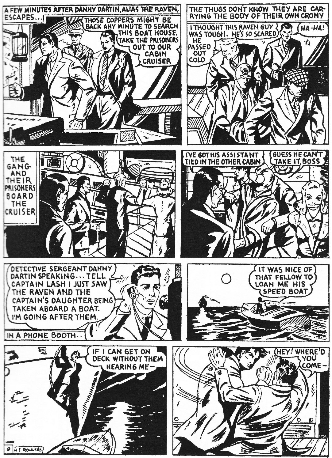 Read online Men of Mystery Comics comic -  Issue #76 - 55