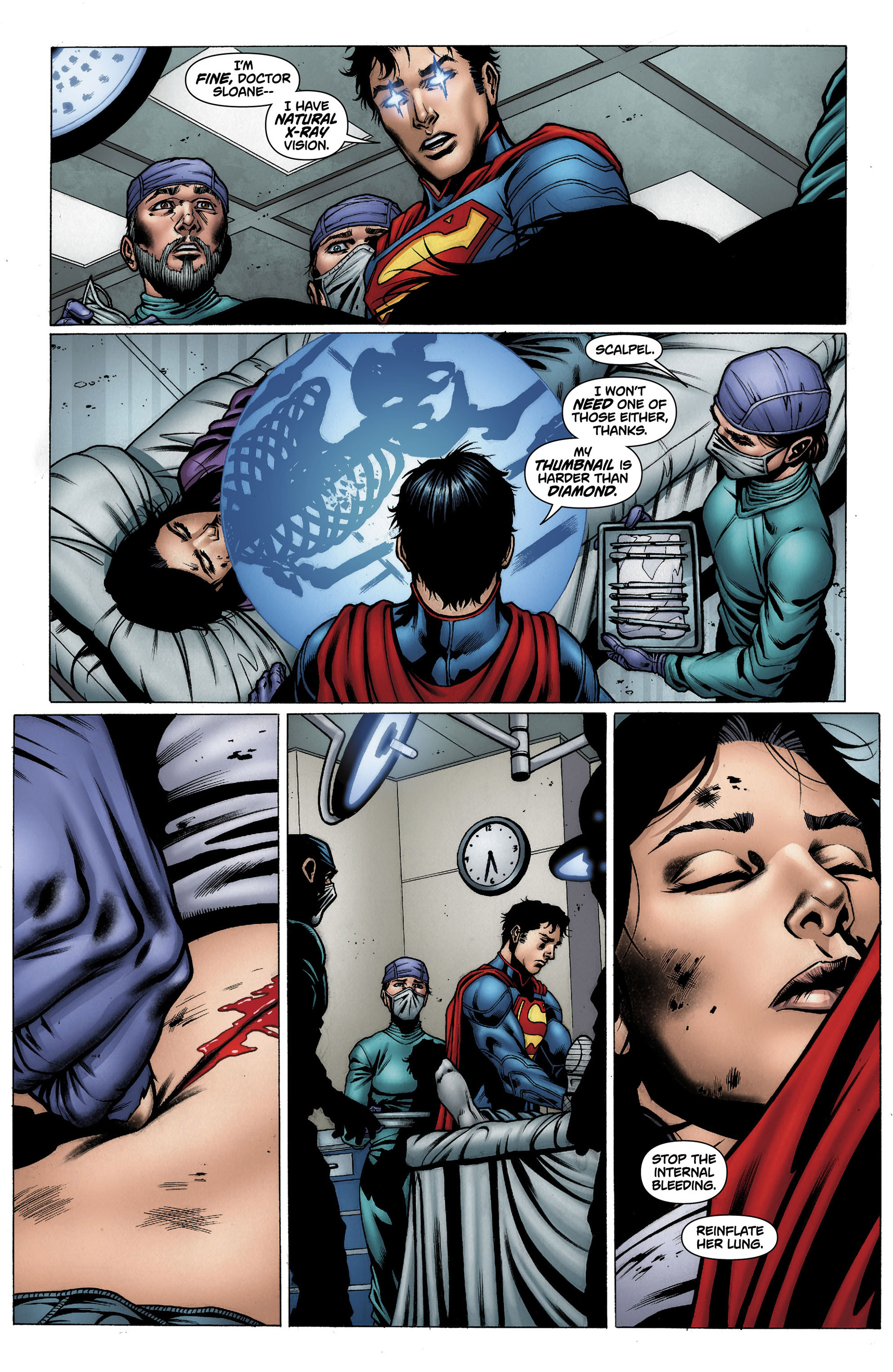 Read online Action Comics (2011) comic -  Issue #12 - 25