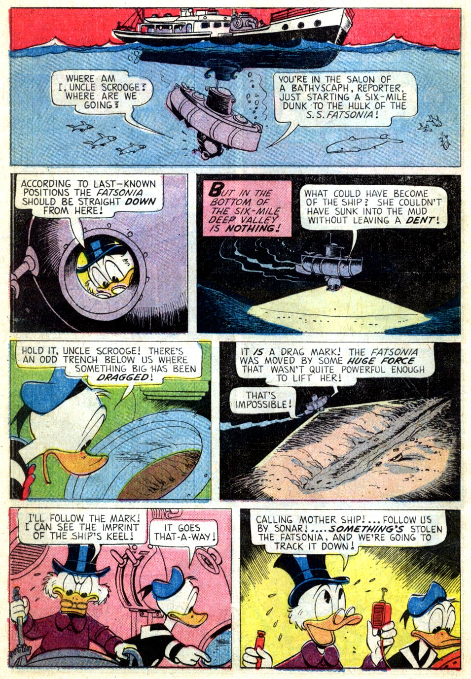 Read online Uncle Scrooge (1953) comic -  Issue #46 - 12