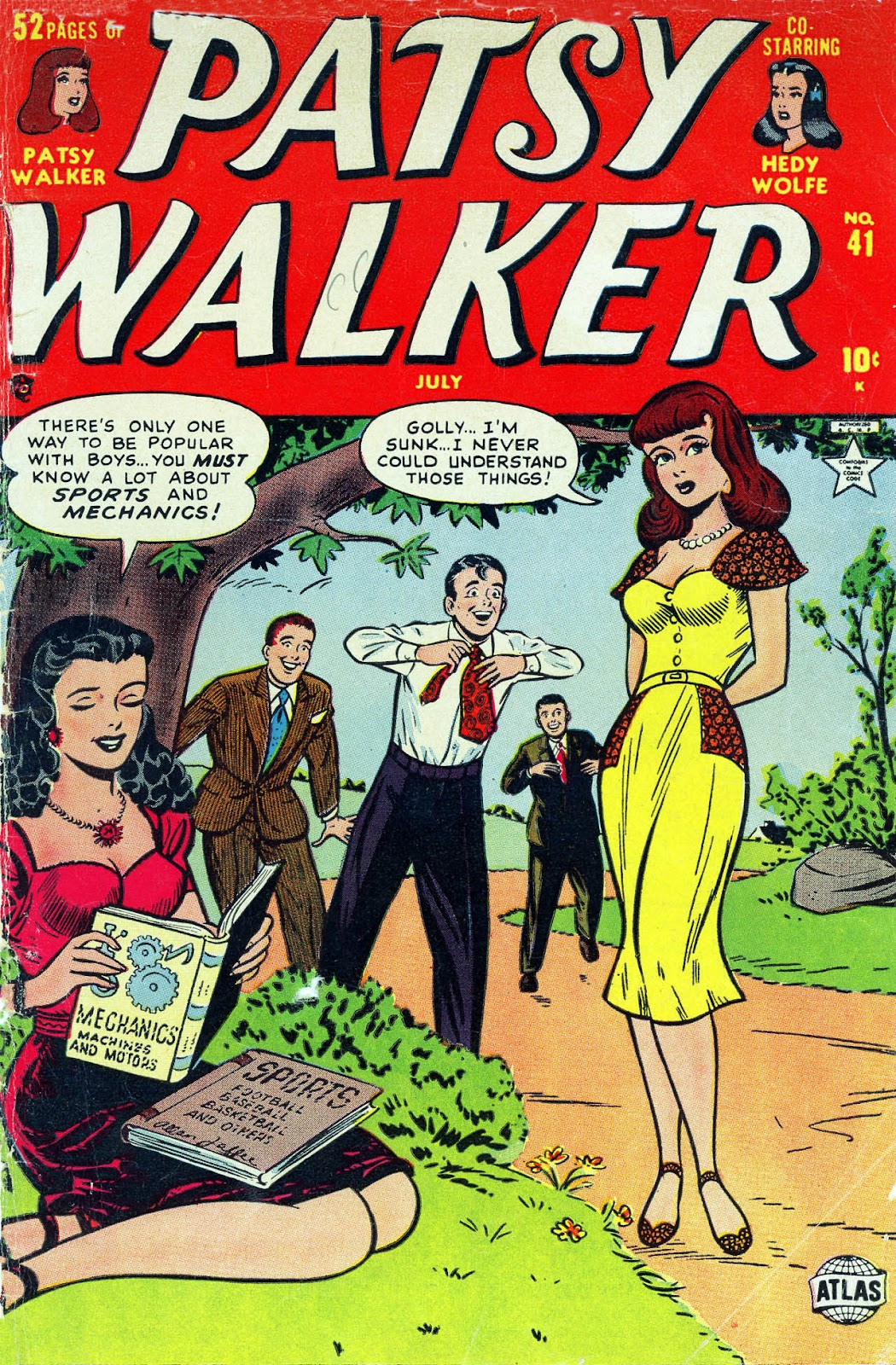 Patsy Walker 41 Page 1
