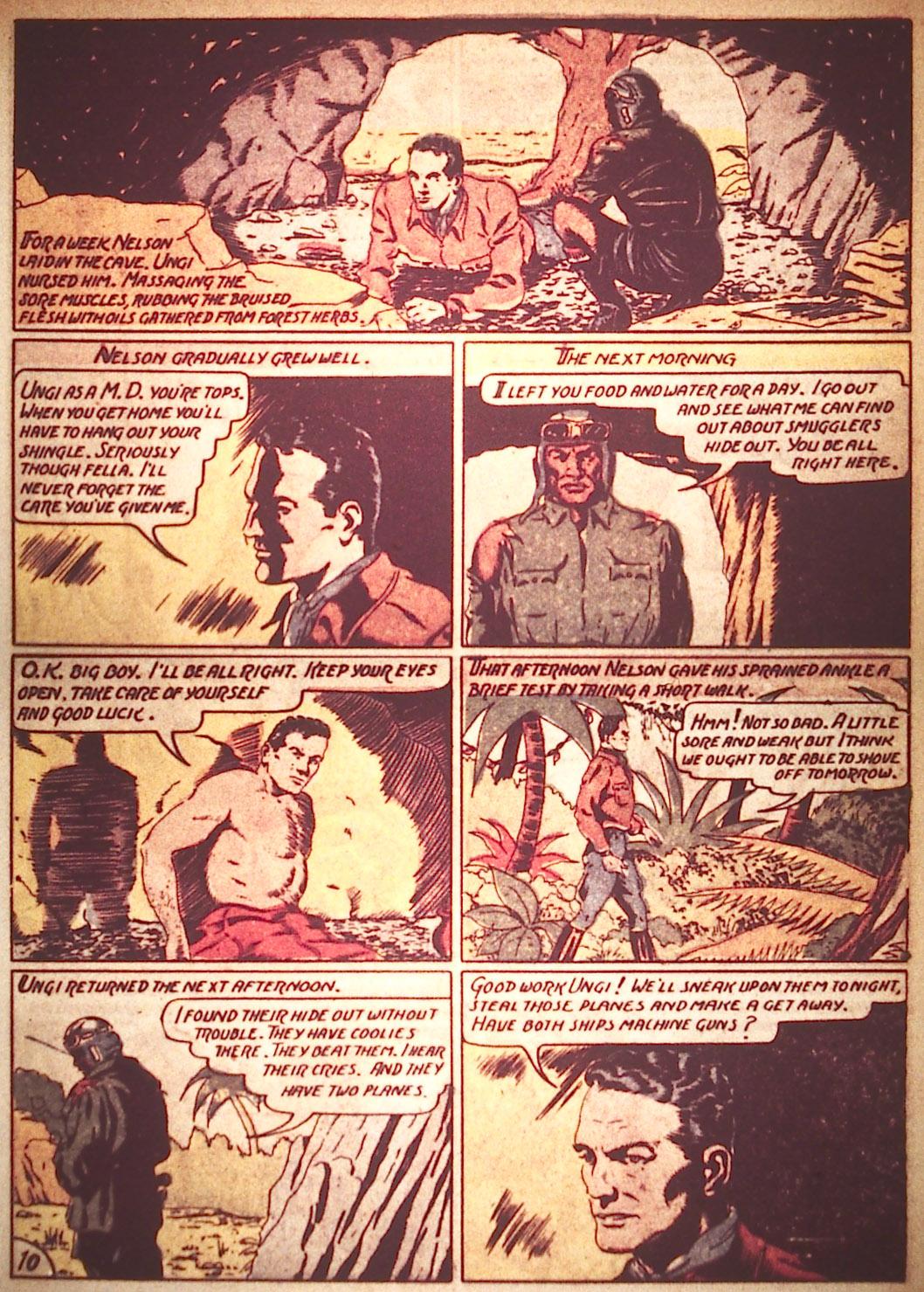 Read online Detective Comics (1937) comic -  Issue #18 - 45