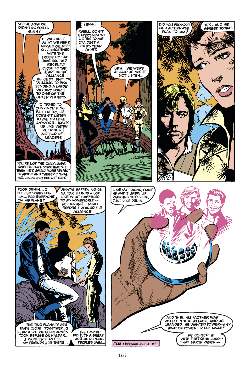 Read online Star Wars Omnibus comic -  Issue # Vol. 21 - 156