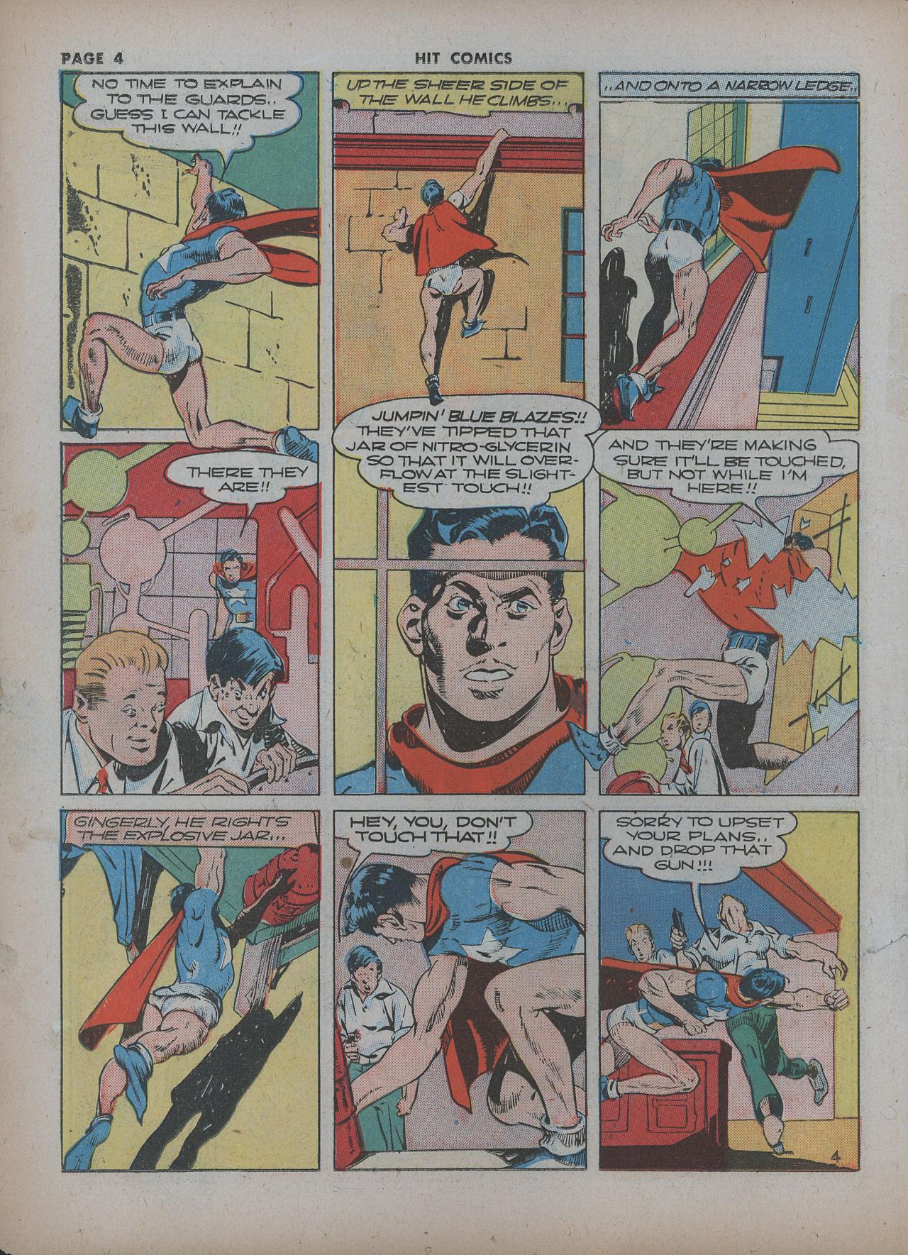 Read online Hit Comics comic -  Issue #22 - 6