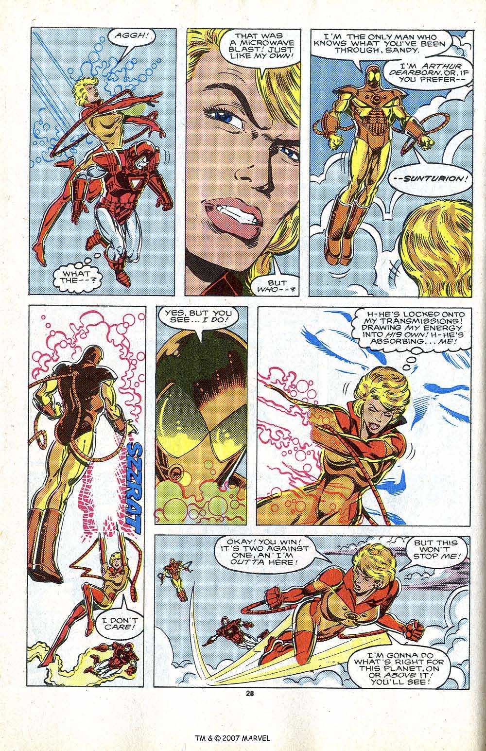 Iron Man Annual issue 9 - Page 36