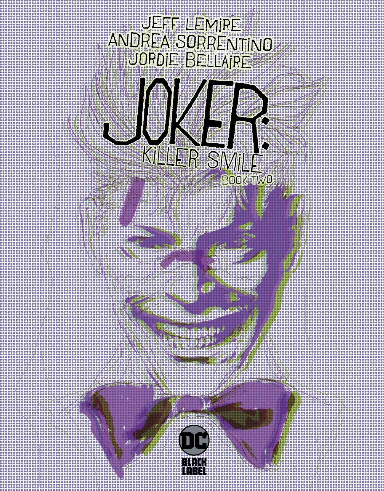 Joker: Killer Smile 2 Page 1