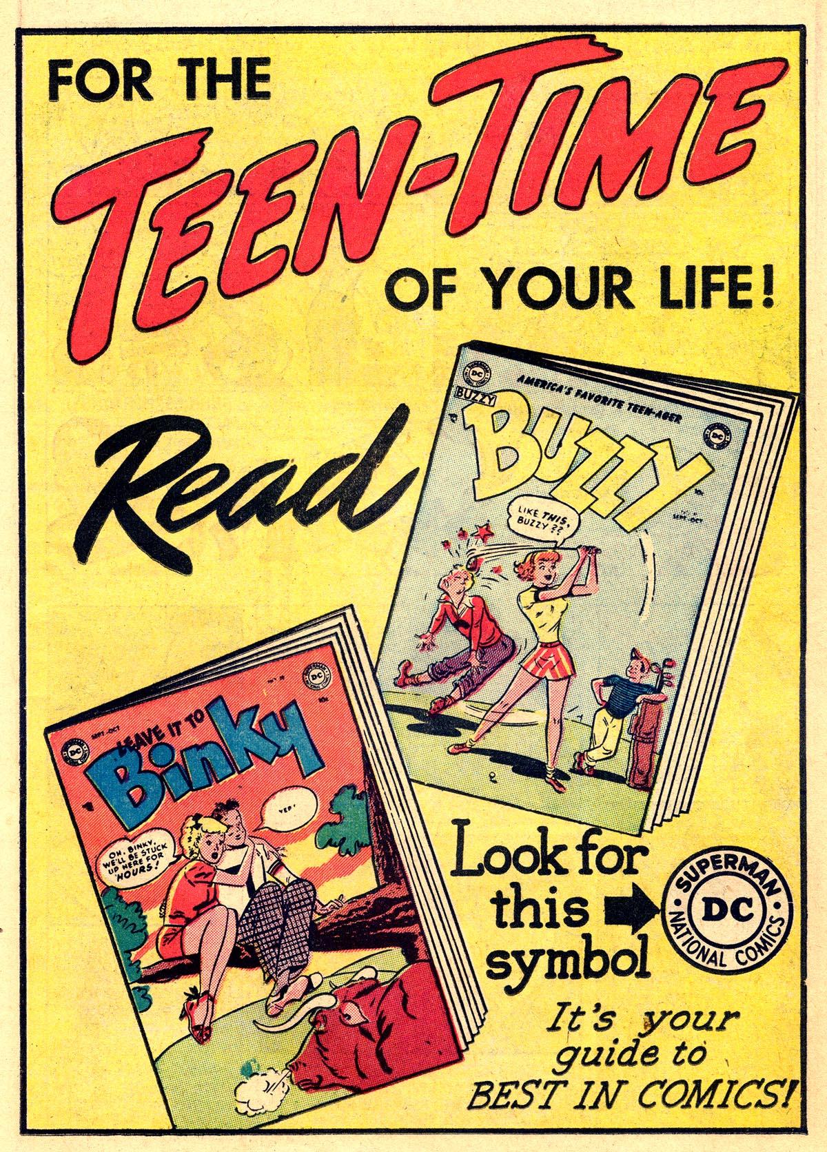 Read online Wonder Woman (1942) comic -  Issue #55 - 13