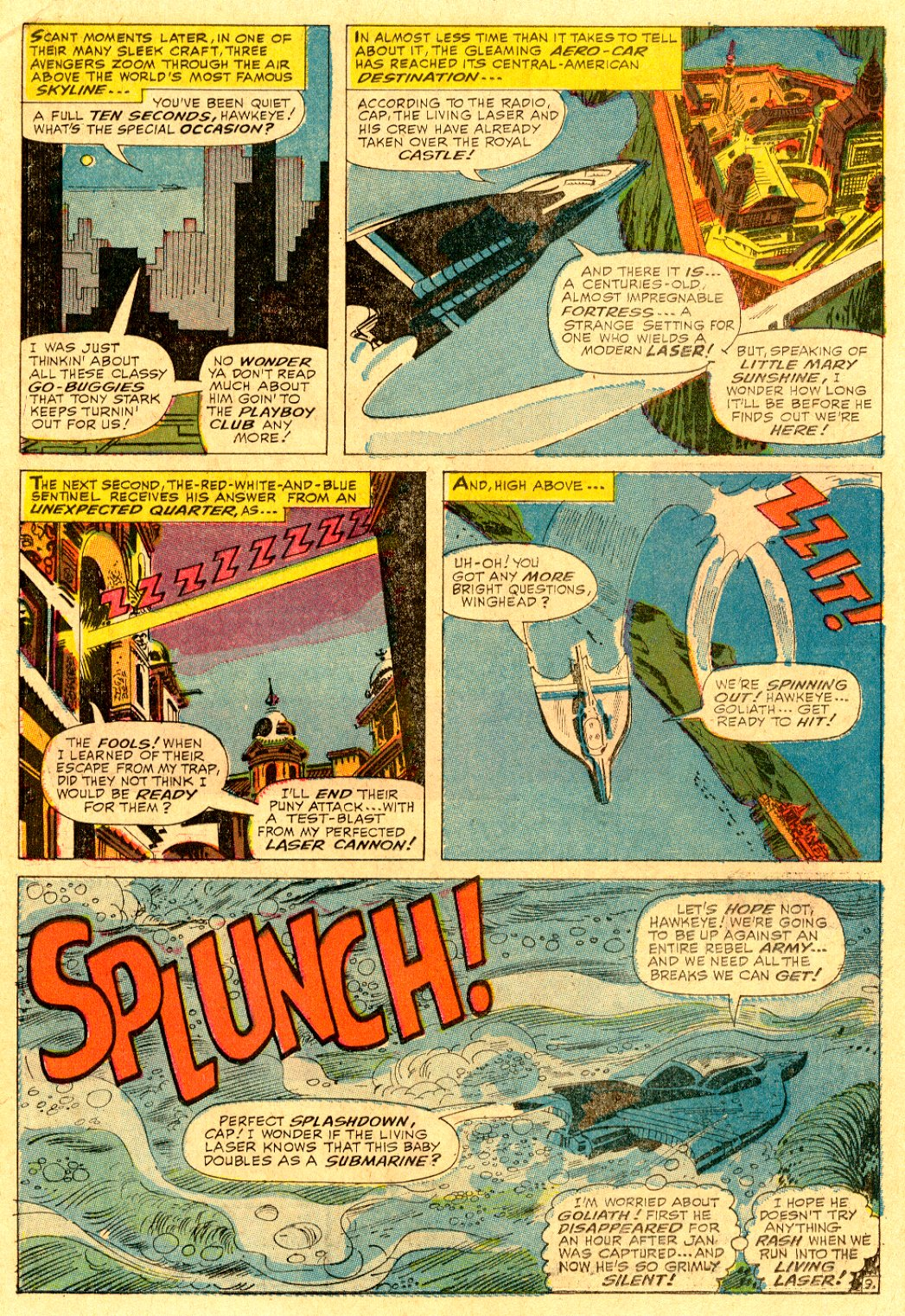 The Avengers (1963) 35 Page 10