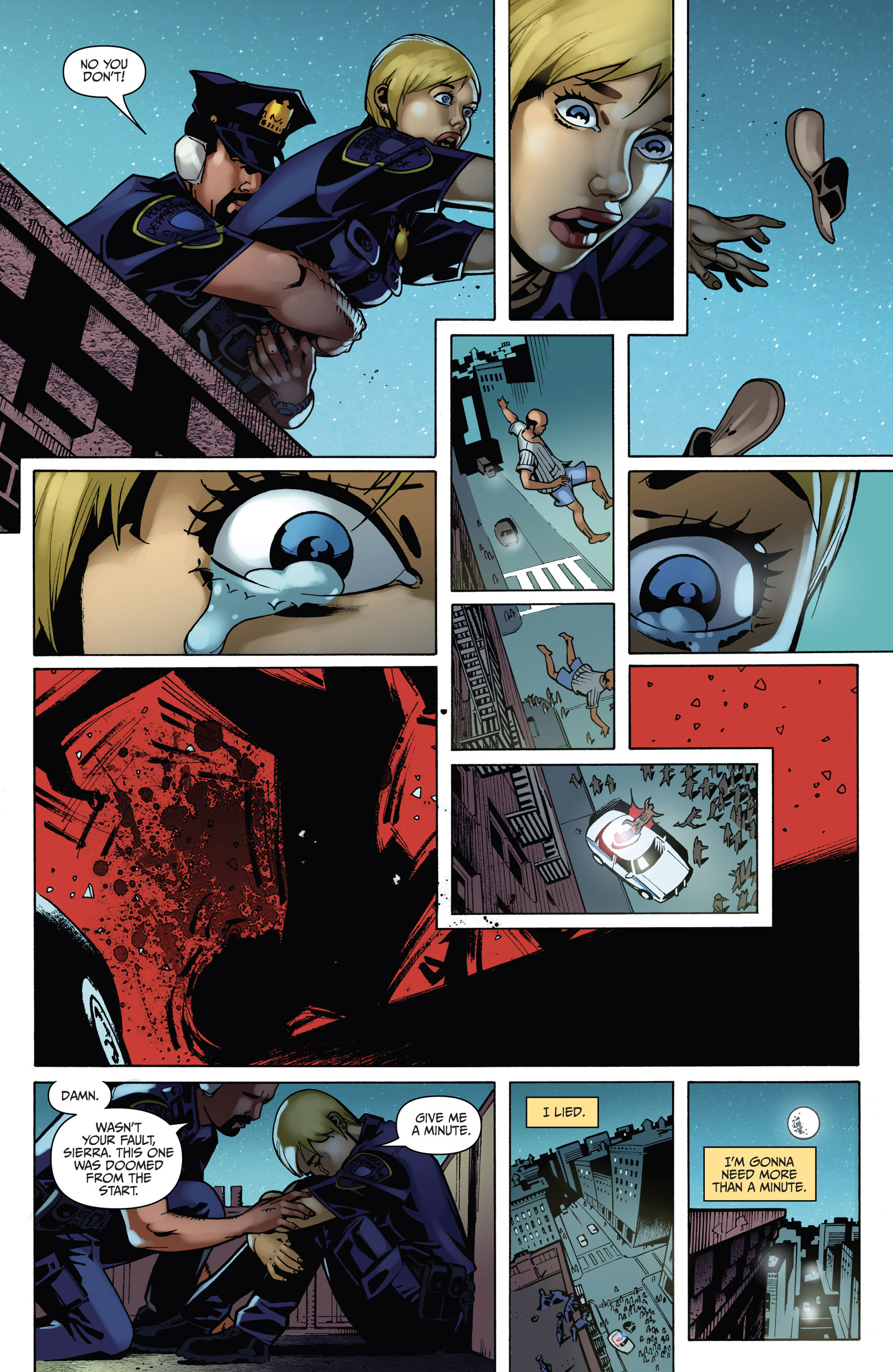 Read online Sex and Violence comic -  Issue # Full - 48