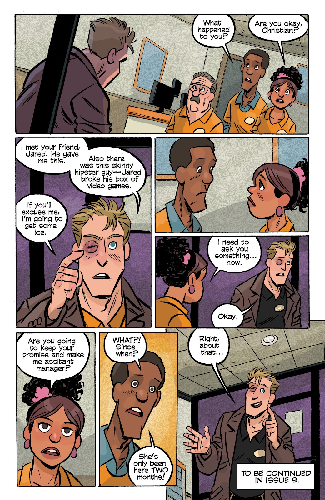 Read online Cellies comic -  Issue #8 - 24