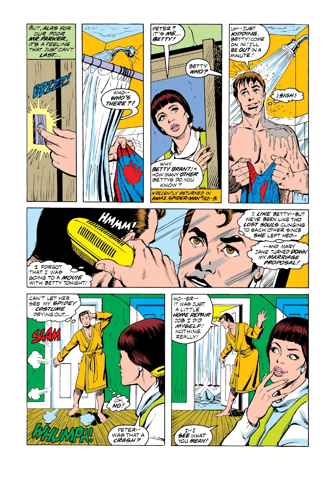 Read online Marvel Masterworks: The Spectacular Spider-Man comic -  Issue # TPB 2 (Part 2) - 24