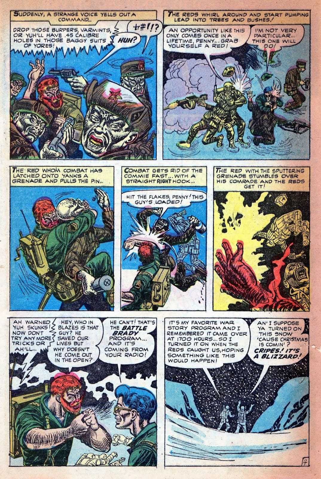 Combat (1952) issue 7 - Page 24