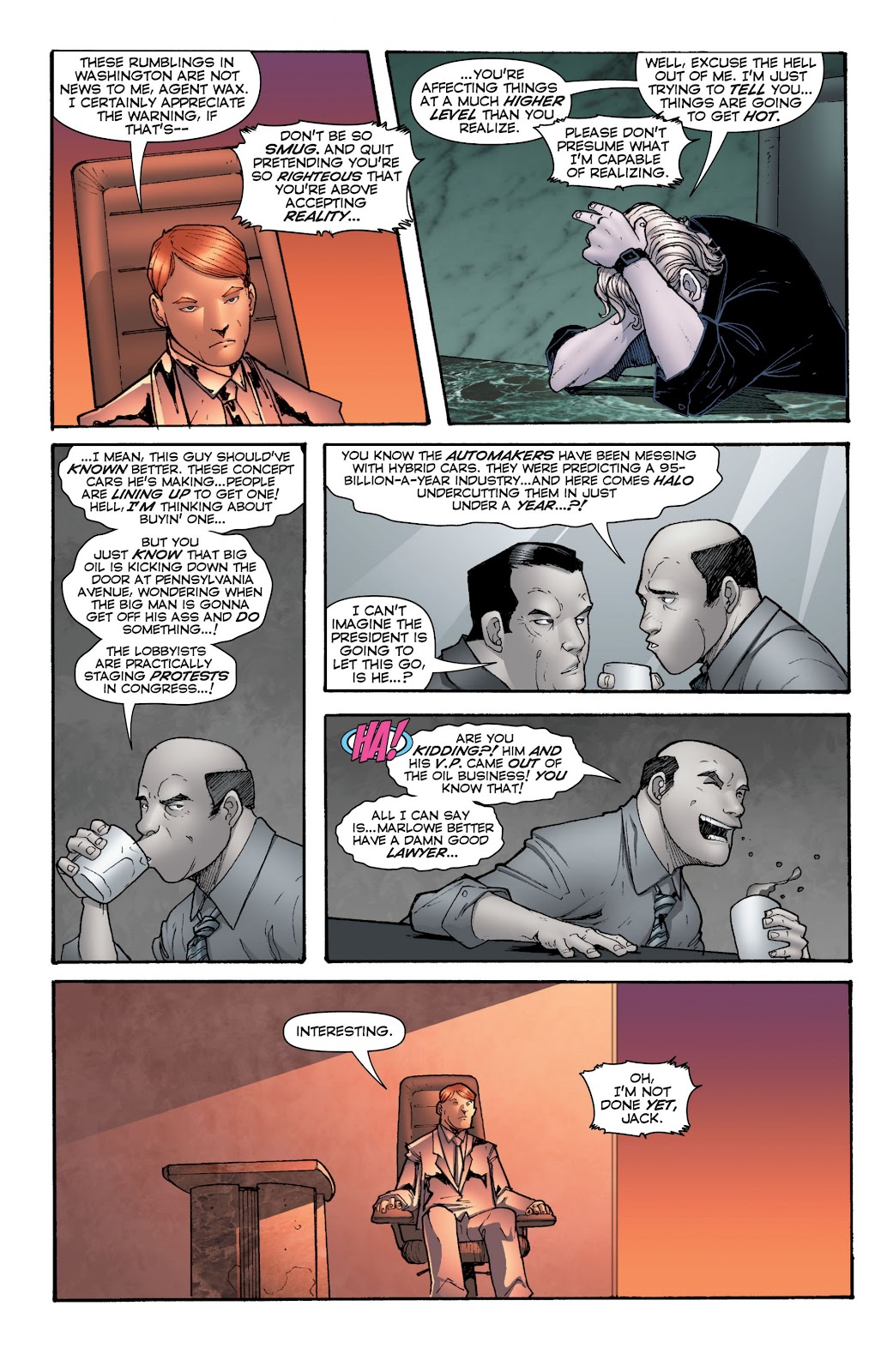 Wildcats Version 3.0 Issue #18 #18 - English 8