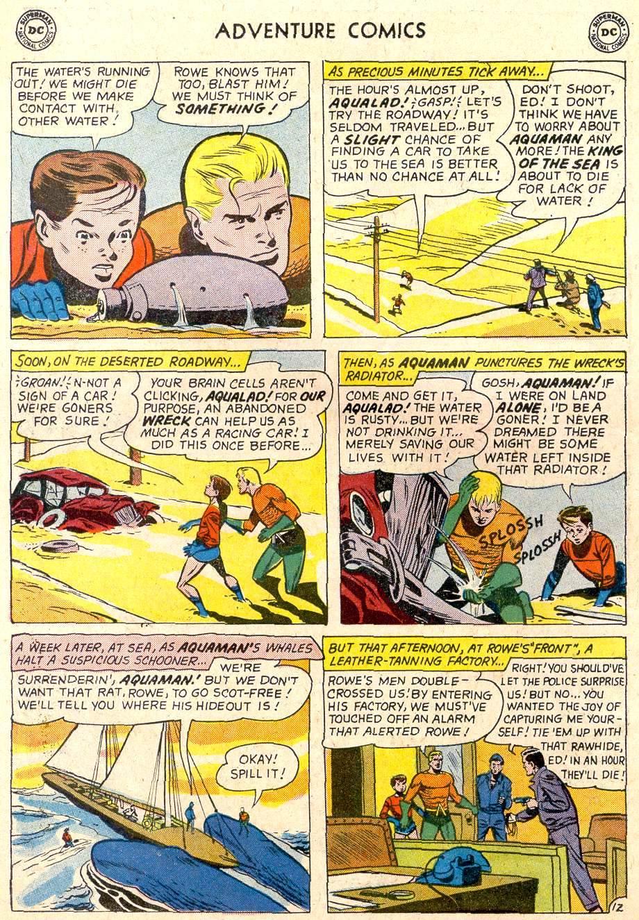 Read online Adventure Comics (1938) comic -  Issue #282 - 30