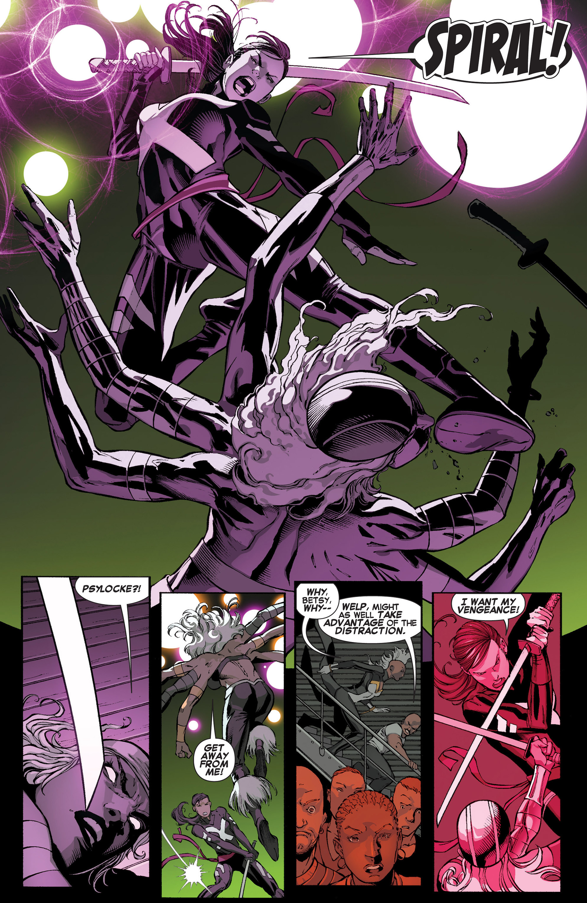 Read online Uncanny X-Force (2013) comic -  Issue #1 - 13
