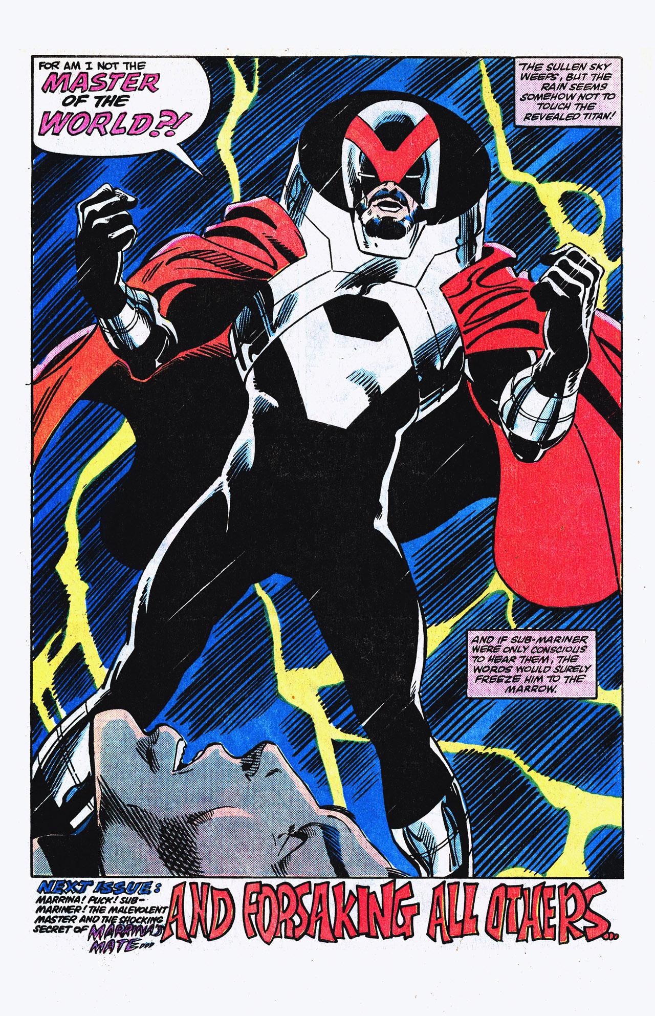 Read online Alpha Flight (1983) comic -  Issue #15 - 23