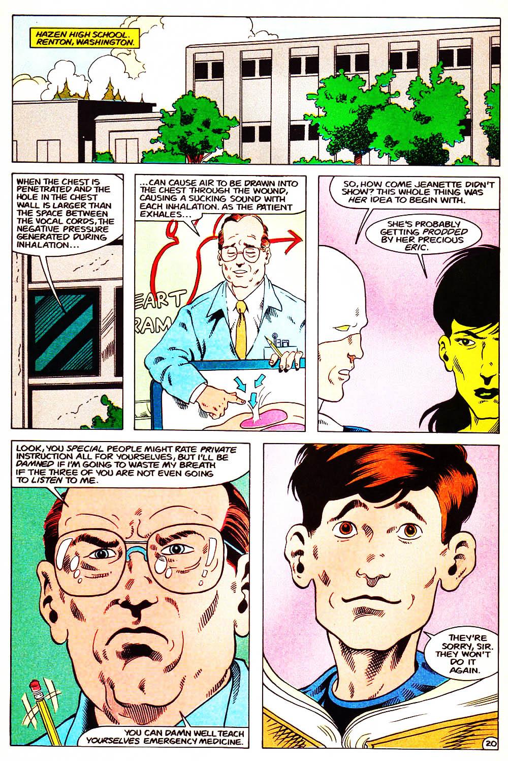 Elementals (1984) issue 10 - Page 25