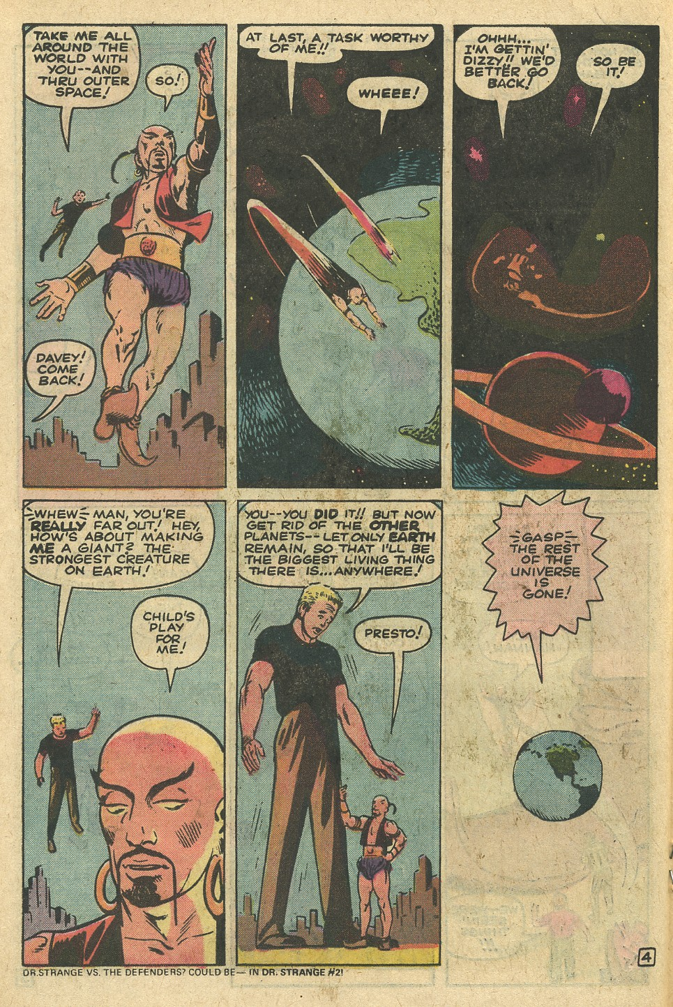 Journey Into Mystery (1972) issue 12 - Page 18