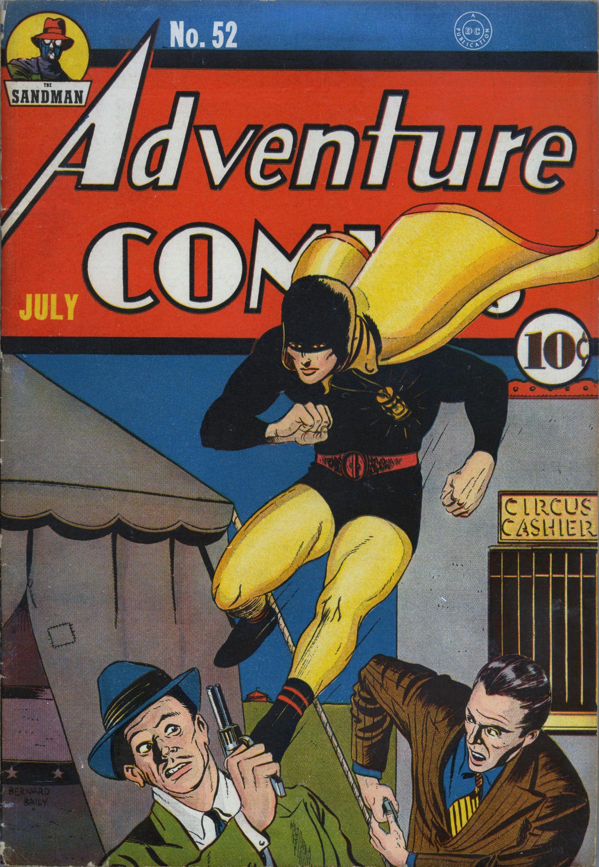 Read online Adventure Comics (1938) comic -  Issue #52 - 2