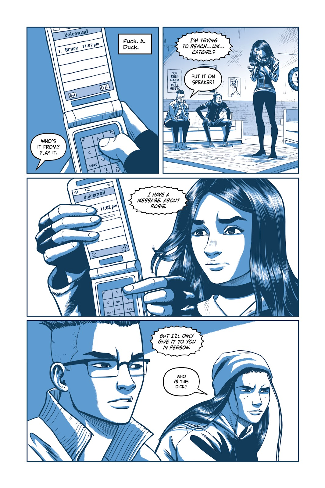 Read online Under the Moon: A Catwoman Tale comic -  Issue # TPB (Part 2) - 56
