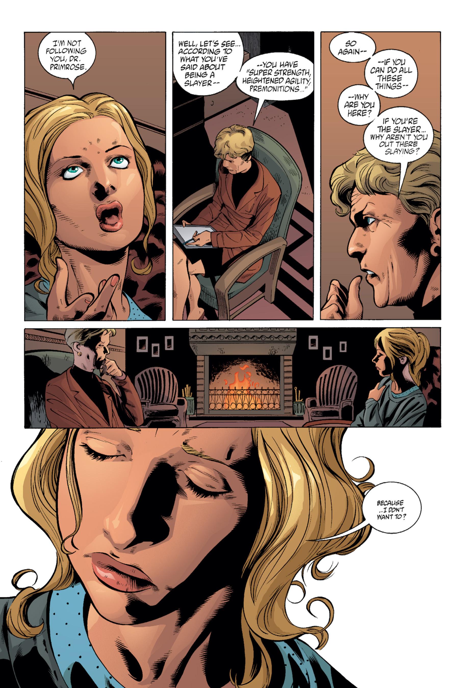 Read online Buffy the Vampire Slayer: Omnibus comic -  Issue # TPB 1 - 252