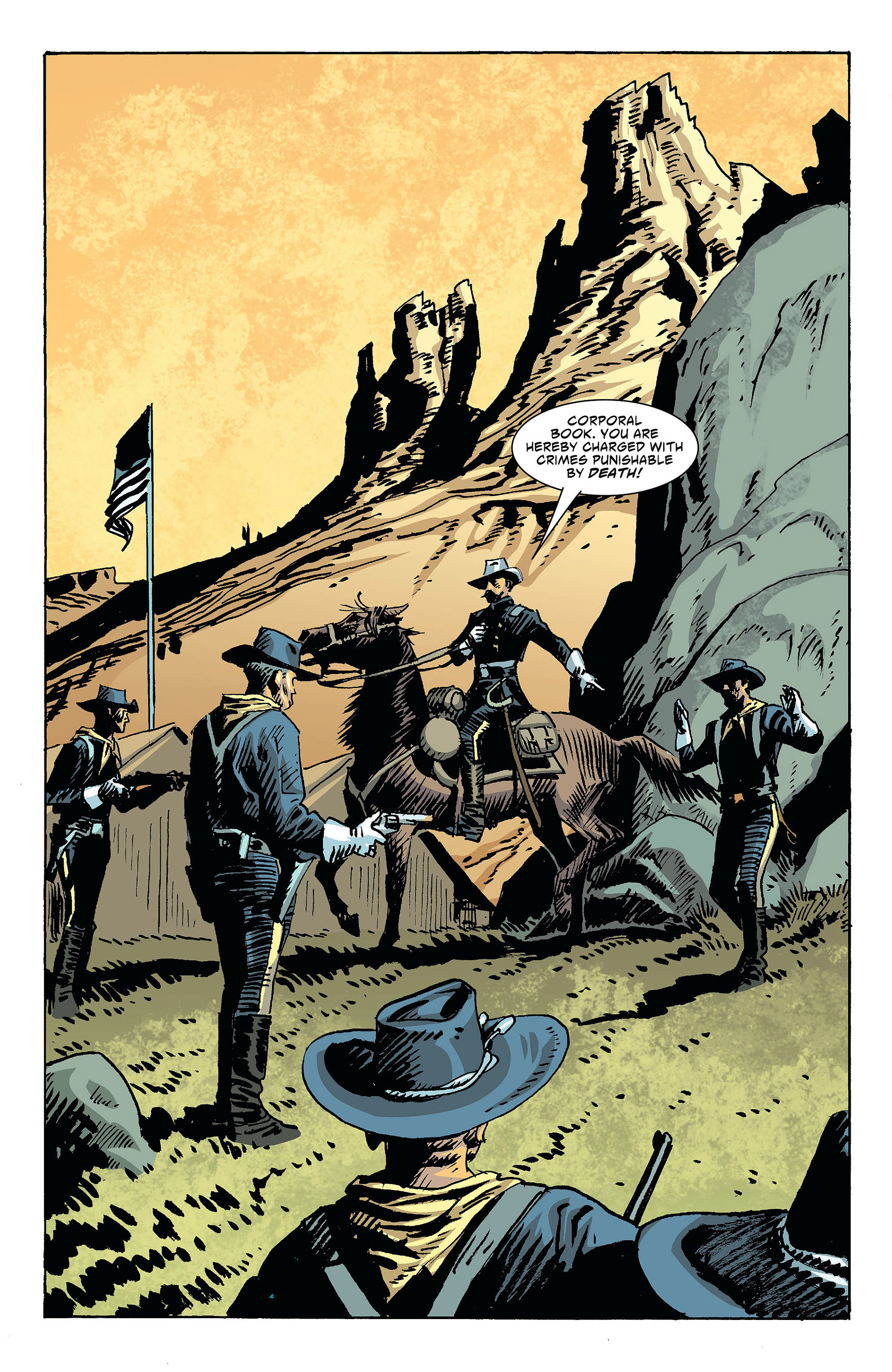 Read online American Vampire comic -  Issue #21 - 2