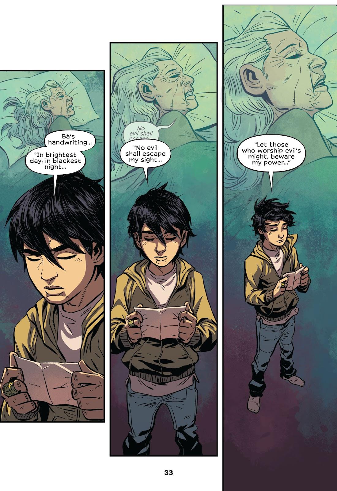 Read online Green Lantern: Legacy comic -  Issue # TPB - 32