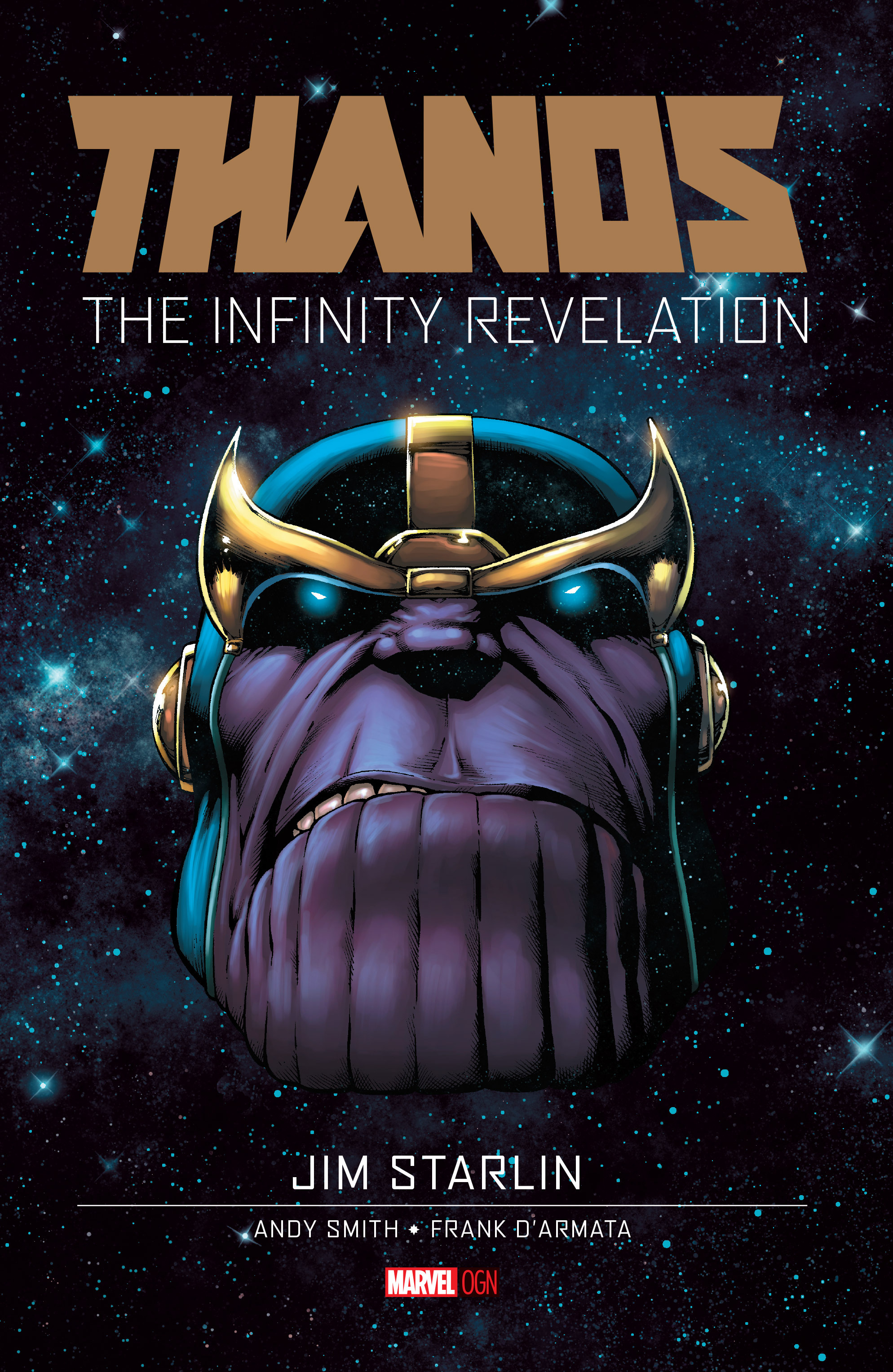 Thanos: The Infinity Revelation 1 Page 1