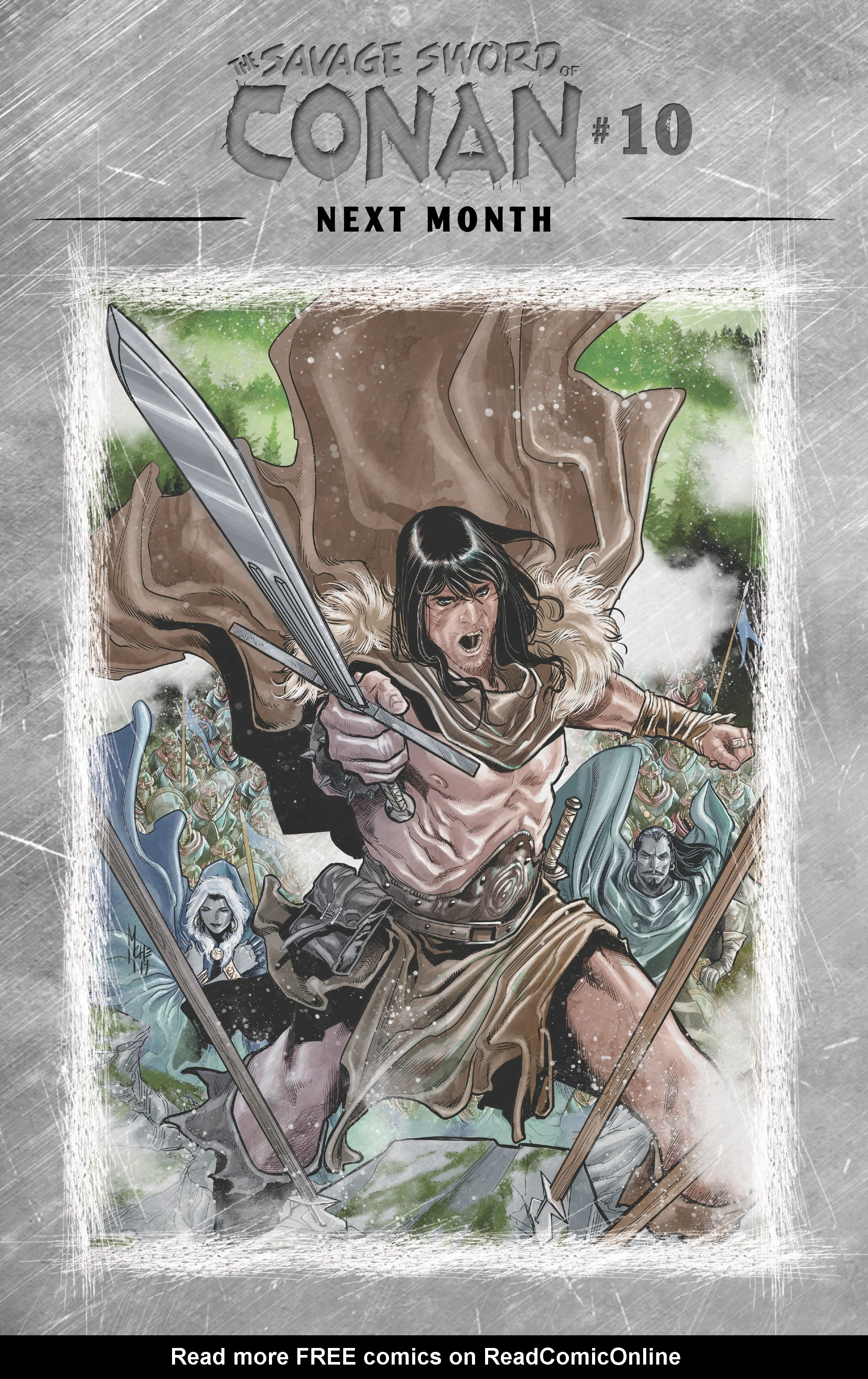 Read online Savage Sword of Conan comic -  Issue #9 - 26