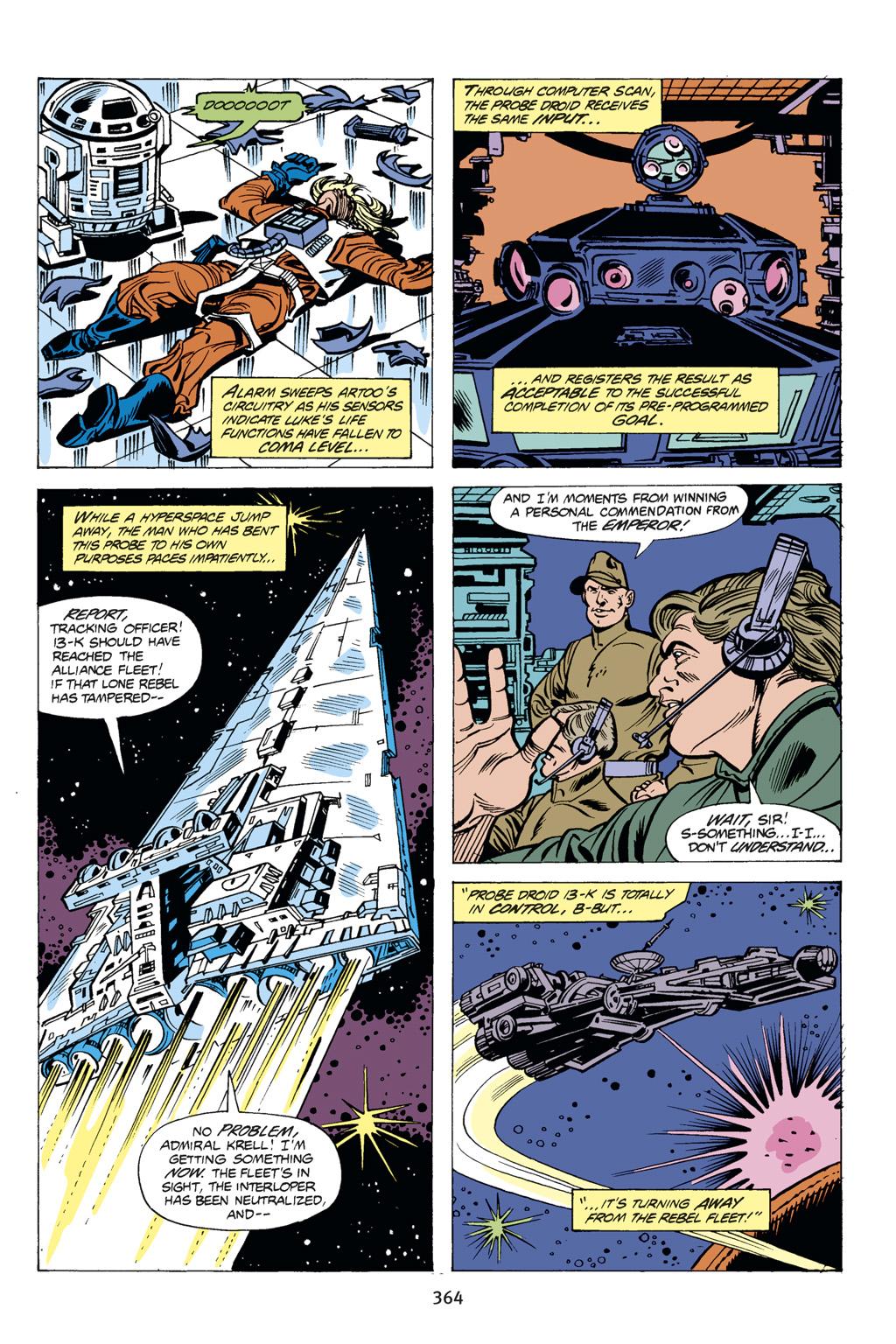Read online Star Wars Omnibus comic -  Issue # Vol. 14 - 361
