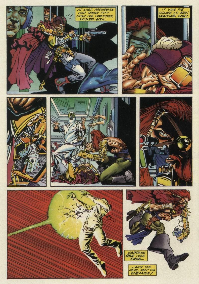Read online Turok, Dinosaur Hunter (1993) comic -  Issue #13 - 15