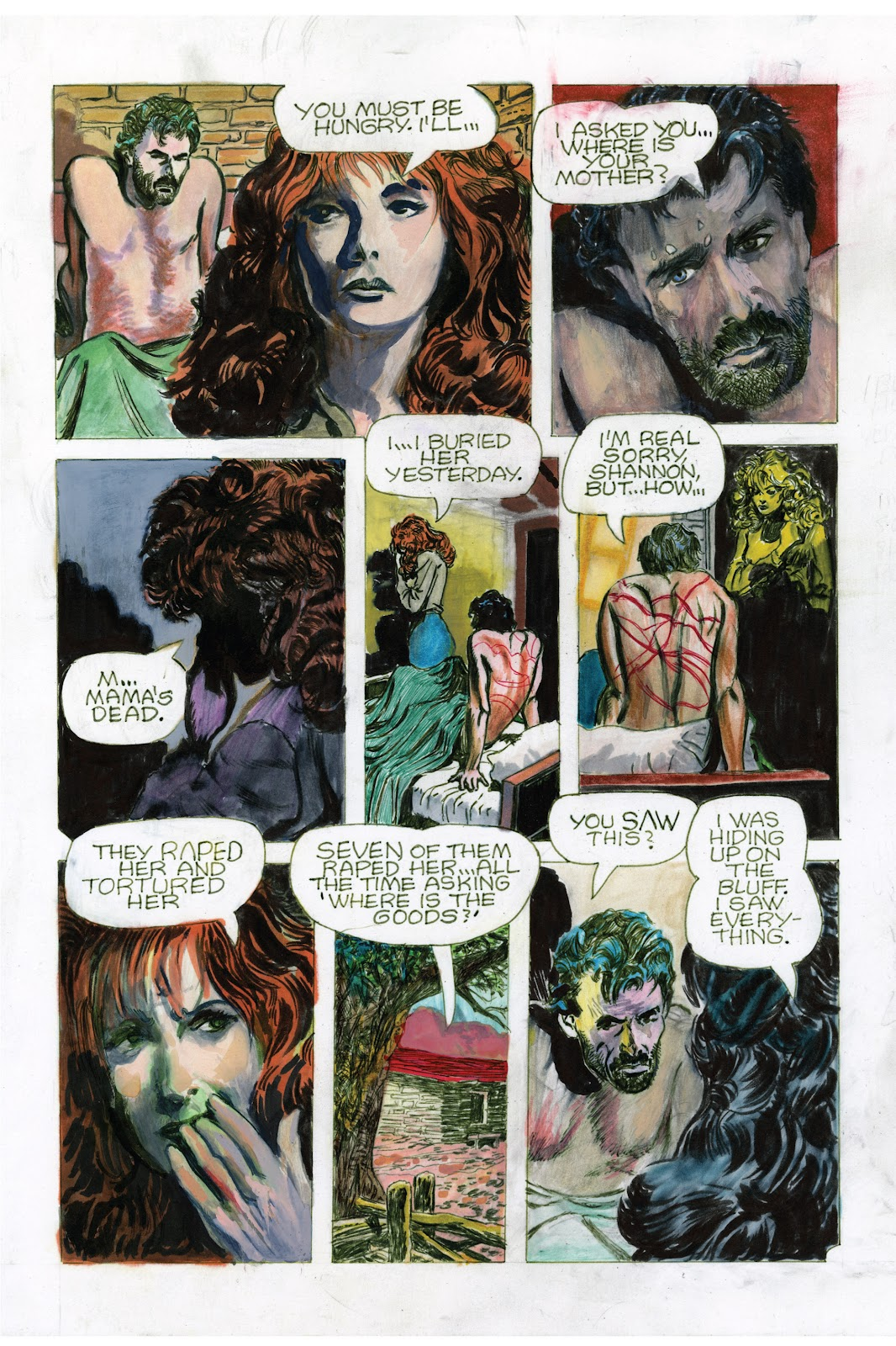 Read online Doug Wildey's Rio: The Complete Saga comic -  Issue # TPB (Part 3) - 51