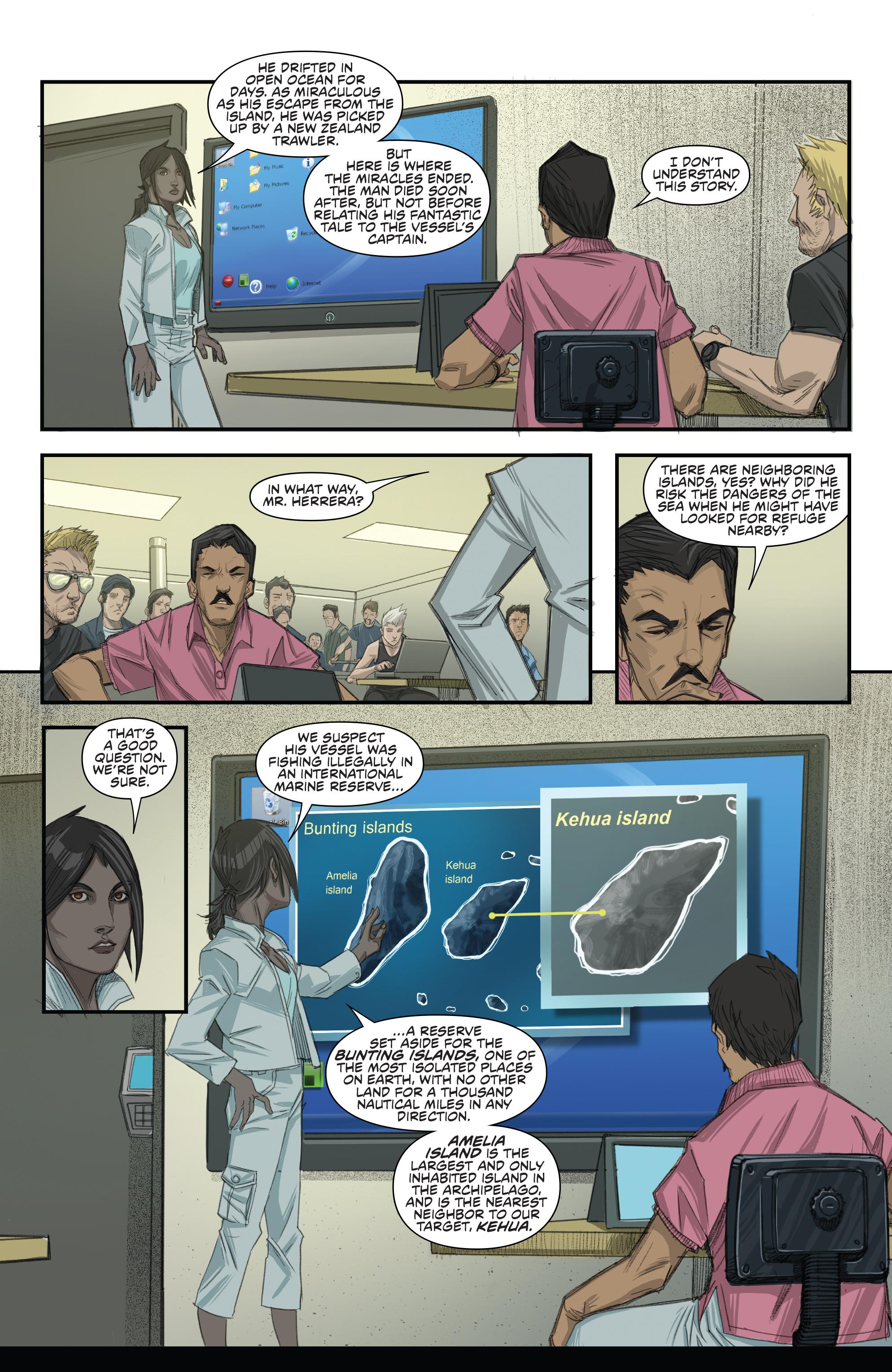 Read online Predator: Hunters comic -  Issue #2 - 13