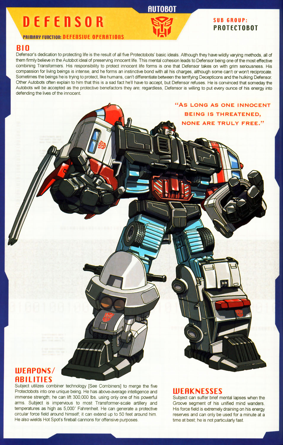 Read online Transformers: More than Meets the Eye comic -  Issue #5 - 8
