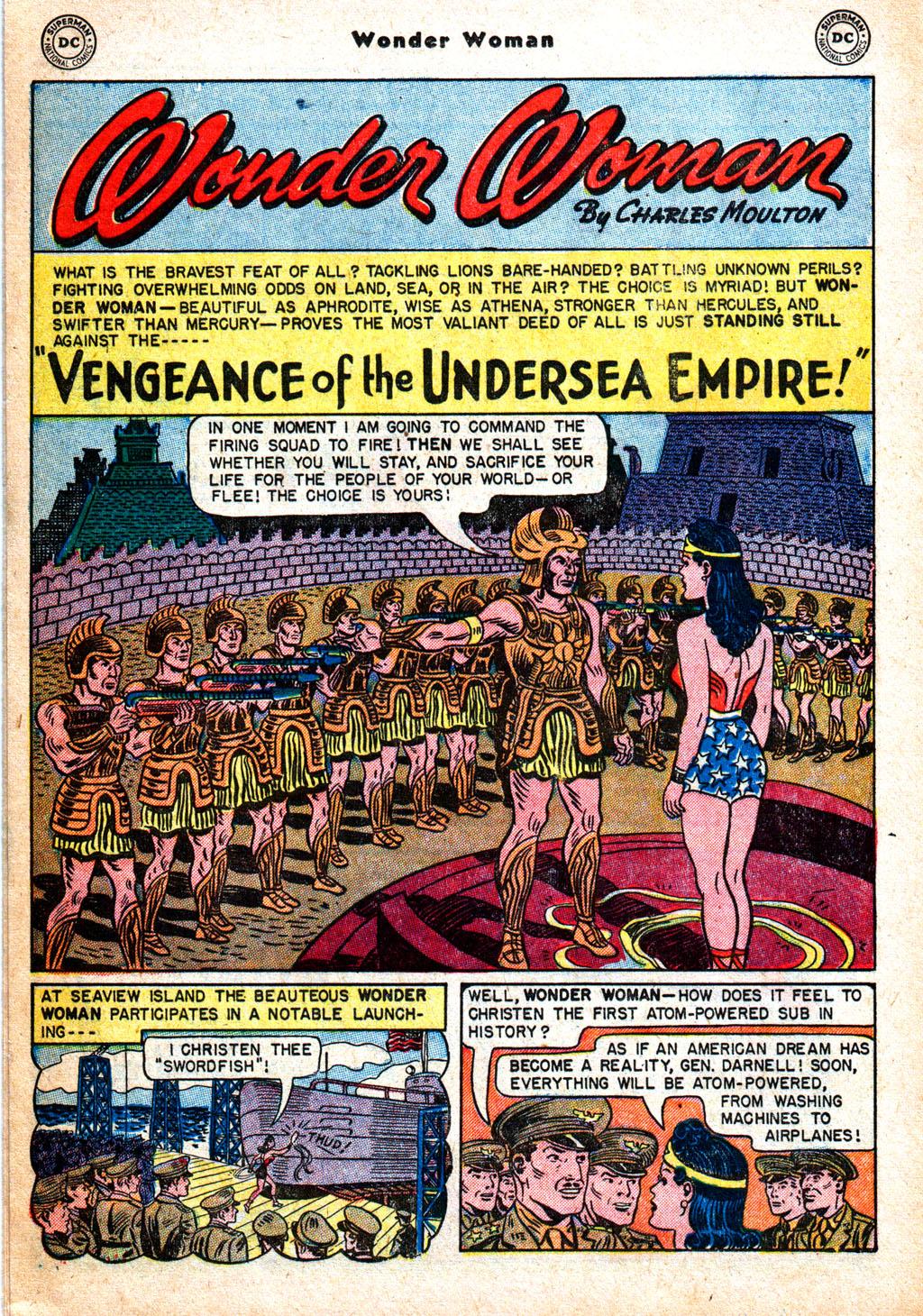 Read online Wonder Woman (1942) comic -  Issue #57 - 17