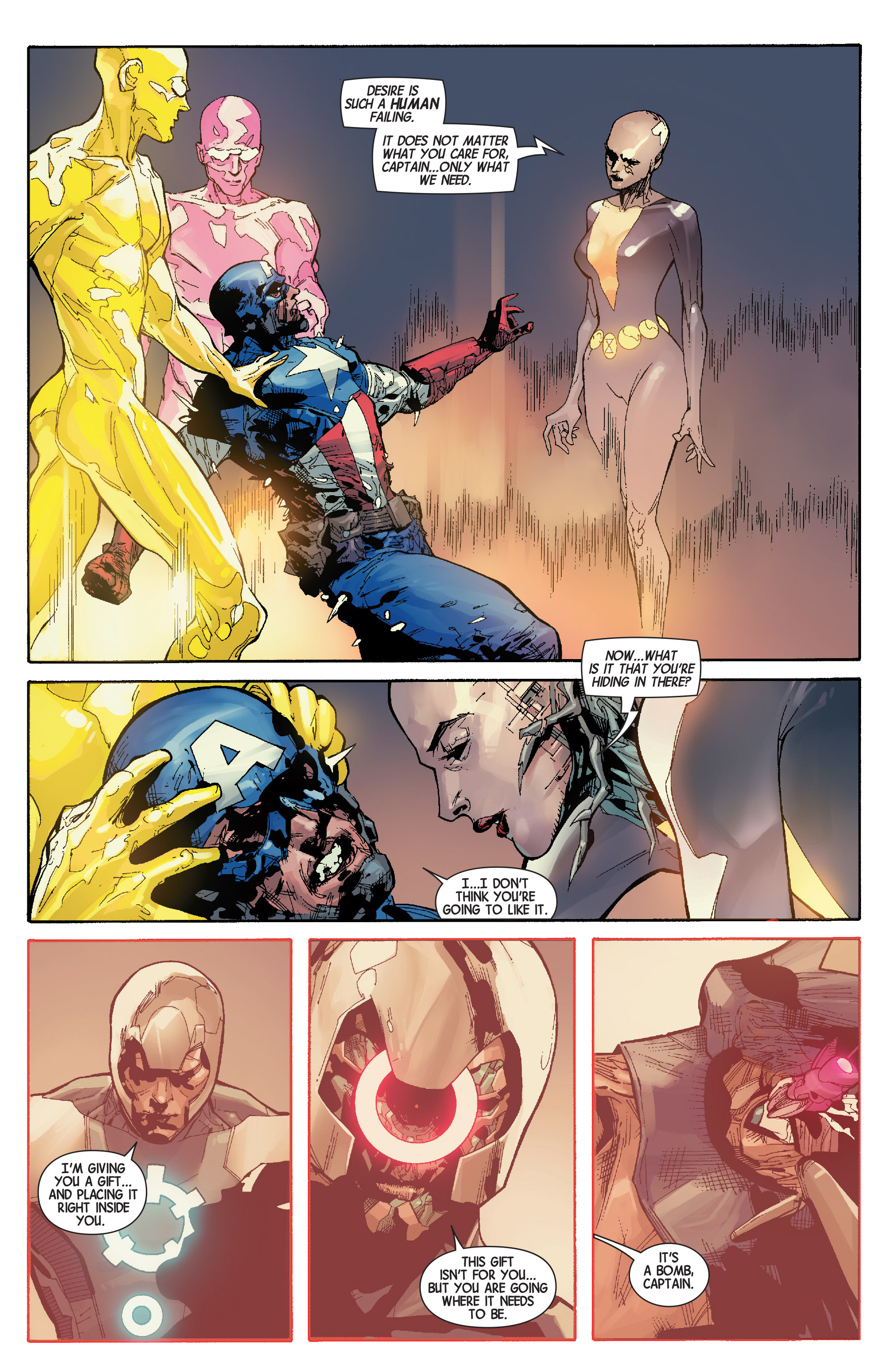 Read online Avengers (2013) comic -  Issue #Avengers (2013) _TPB 6 - 117