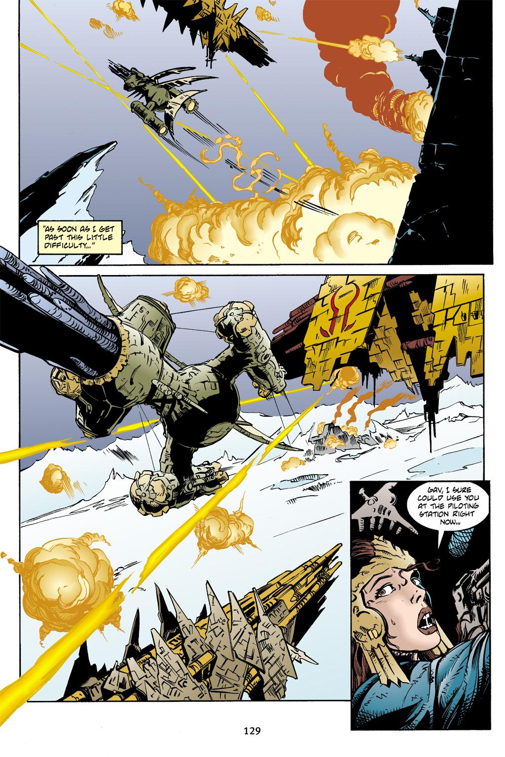 Read online Star Wars Omnibus comic -  Issue # Vol. 4 - 124