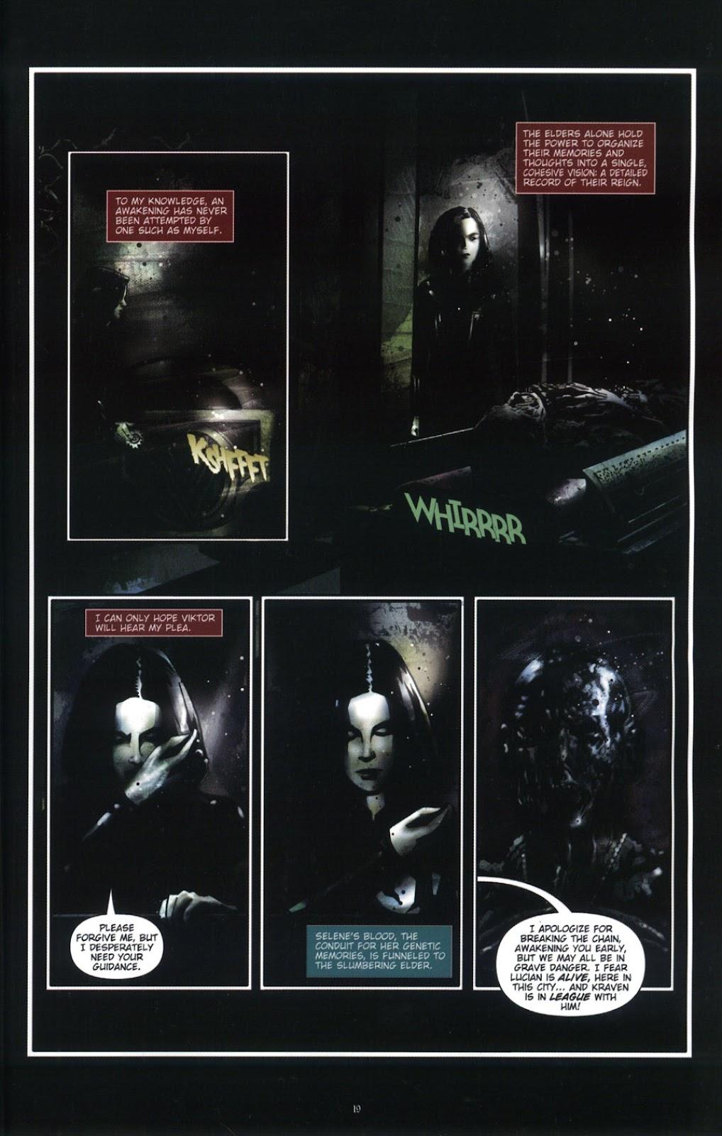 Read online Underworld (2003) comic -  Issue # Full - 21