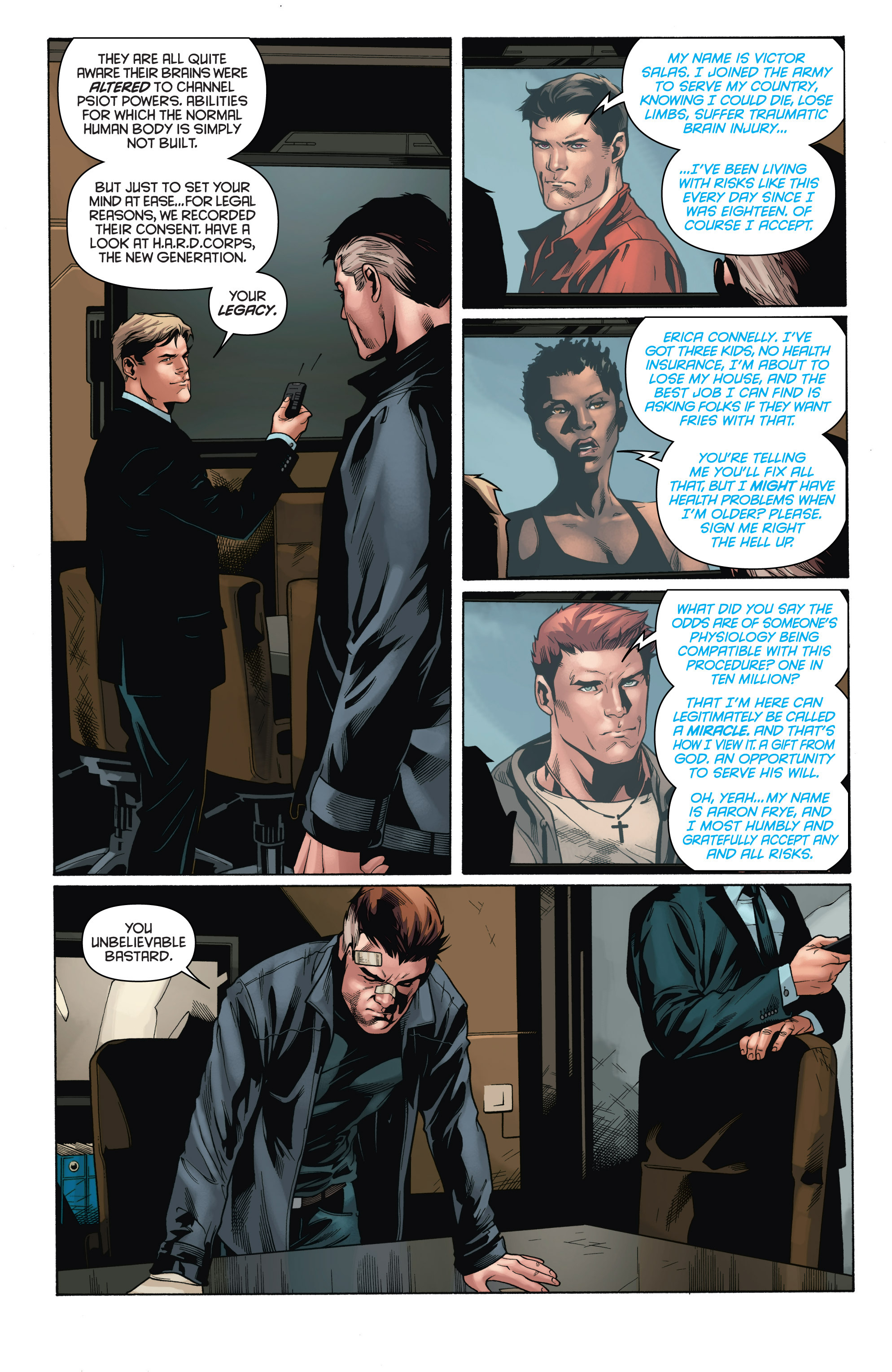 Read online Bloodshot and H.A.R.D.Corps comic -  Issue # TPB 4 - 13