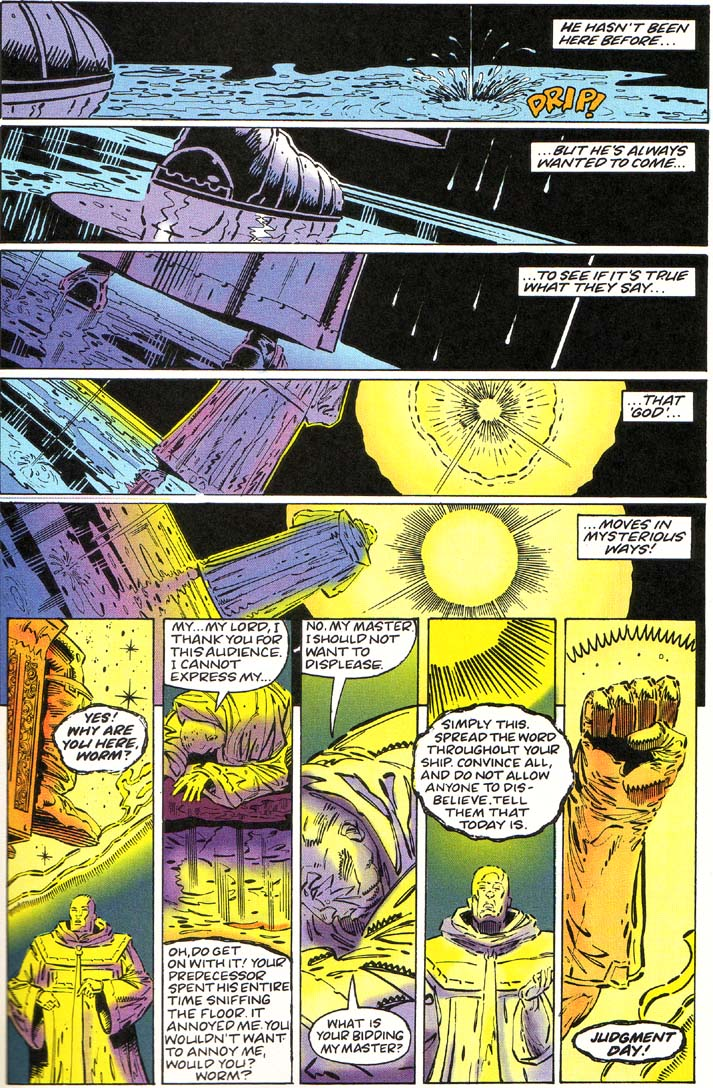 Read online Cyberspace 3000 comic -  Issue #1 - 12