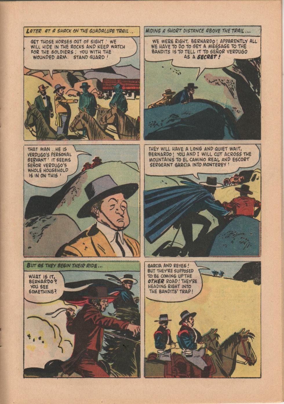 Zorro (1966) issue 5 - Page 21