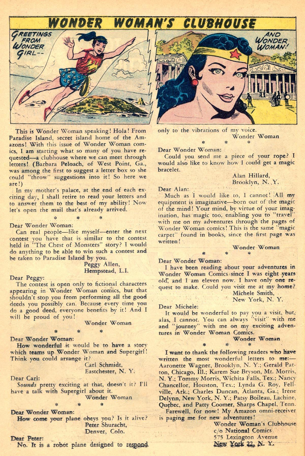 Read online Wonder Woman (1942) comic -  Issue #115 - 16