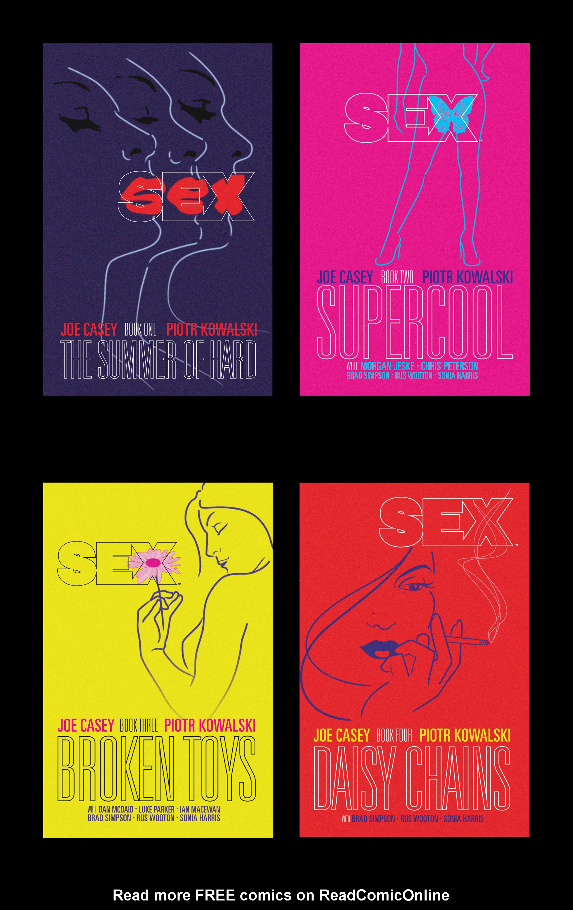 Read online Sex comic -  Issue #30 - 28