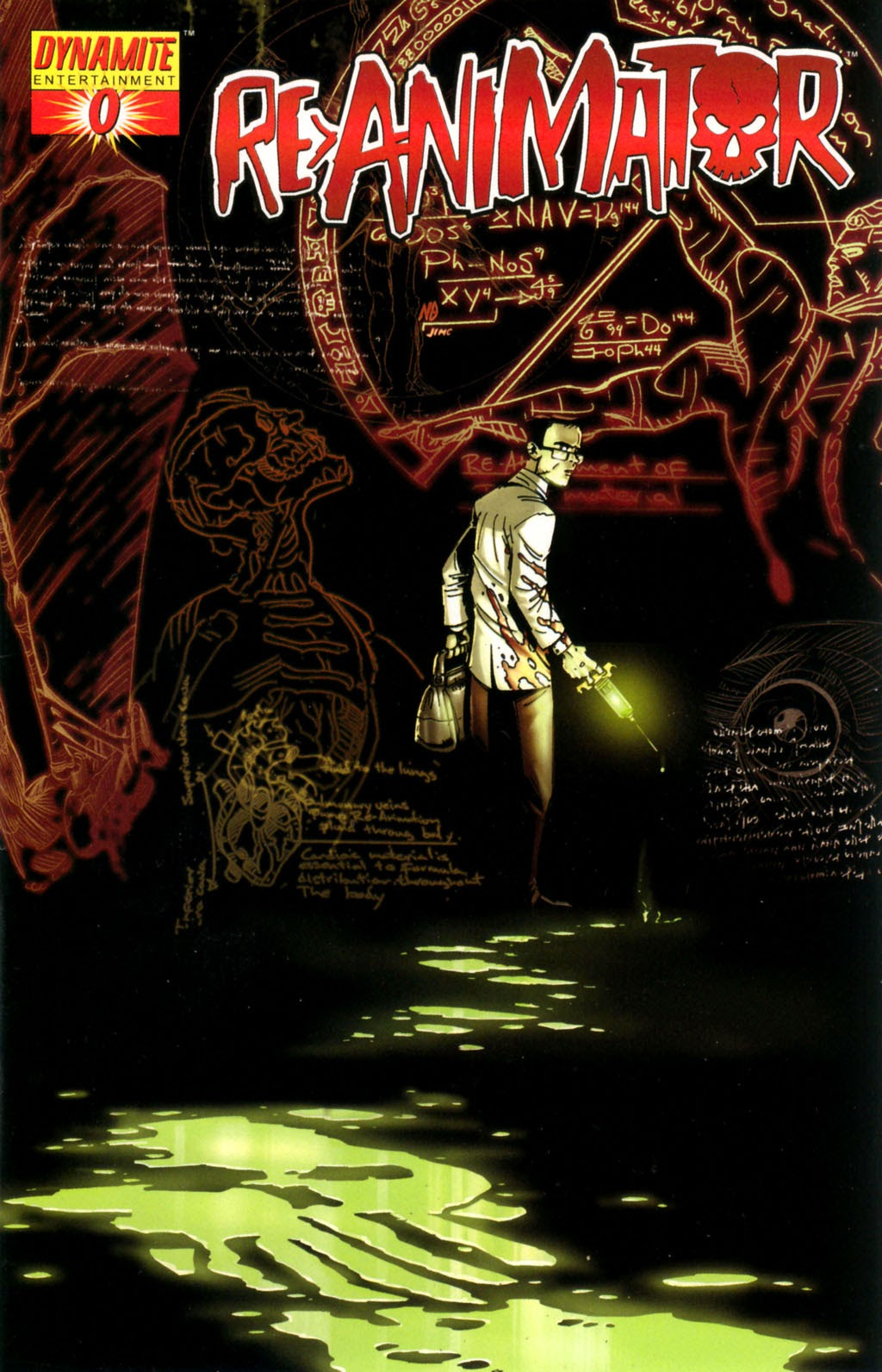 Read online Re-Animator comic -  Issue # Full - 1