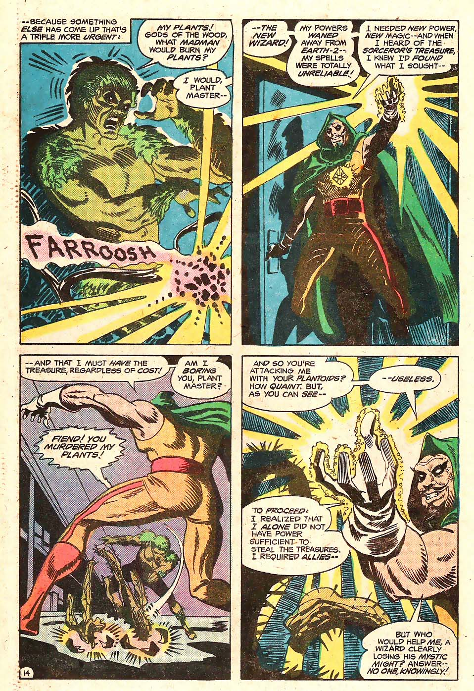 Read online Secret Society of Super-Villains comic -  Issue #11 - 15